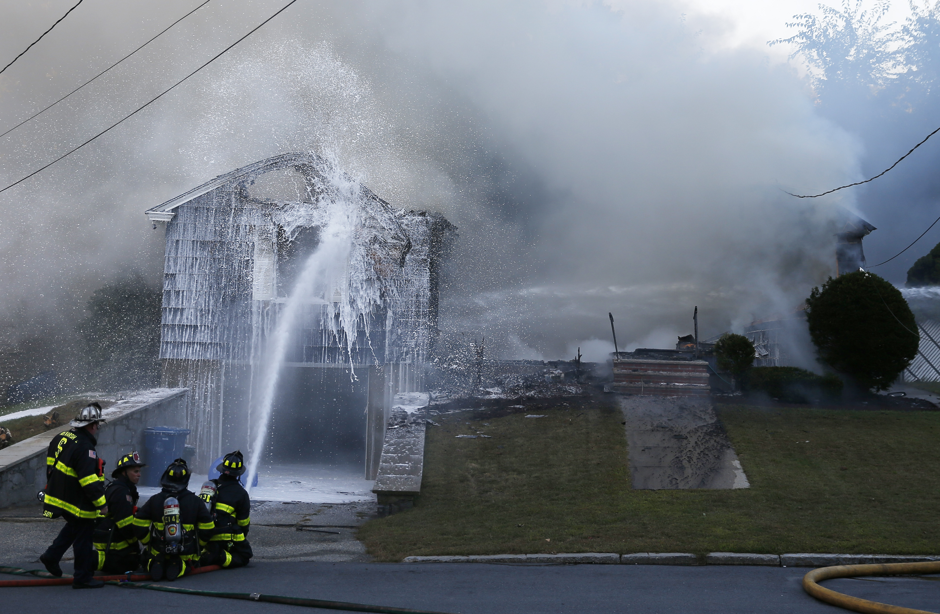 After Merrimack Valley explosions, natural gas comes under