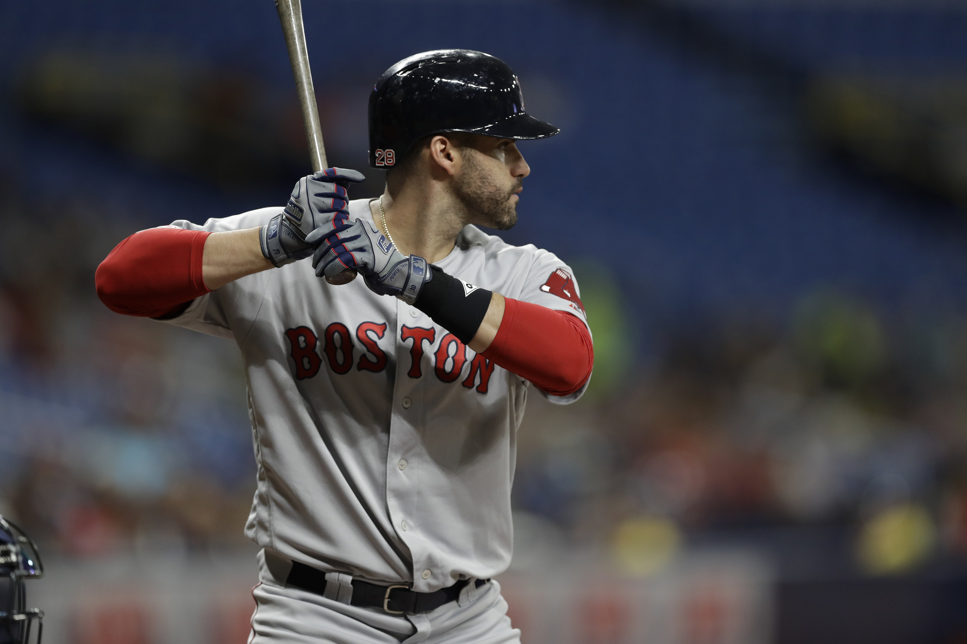 Would the Red Sox have been better off if J.D. Martinez had made a different decision?