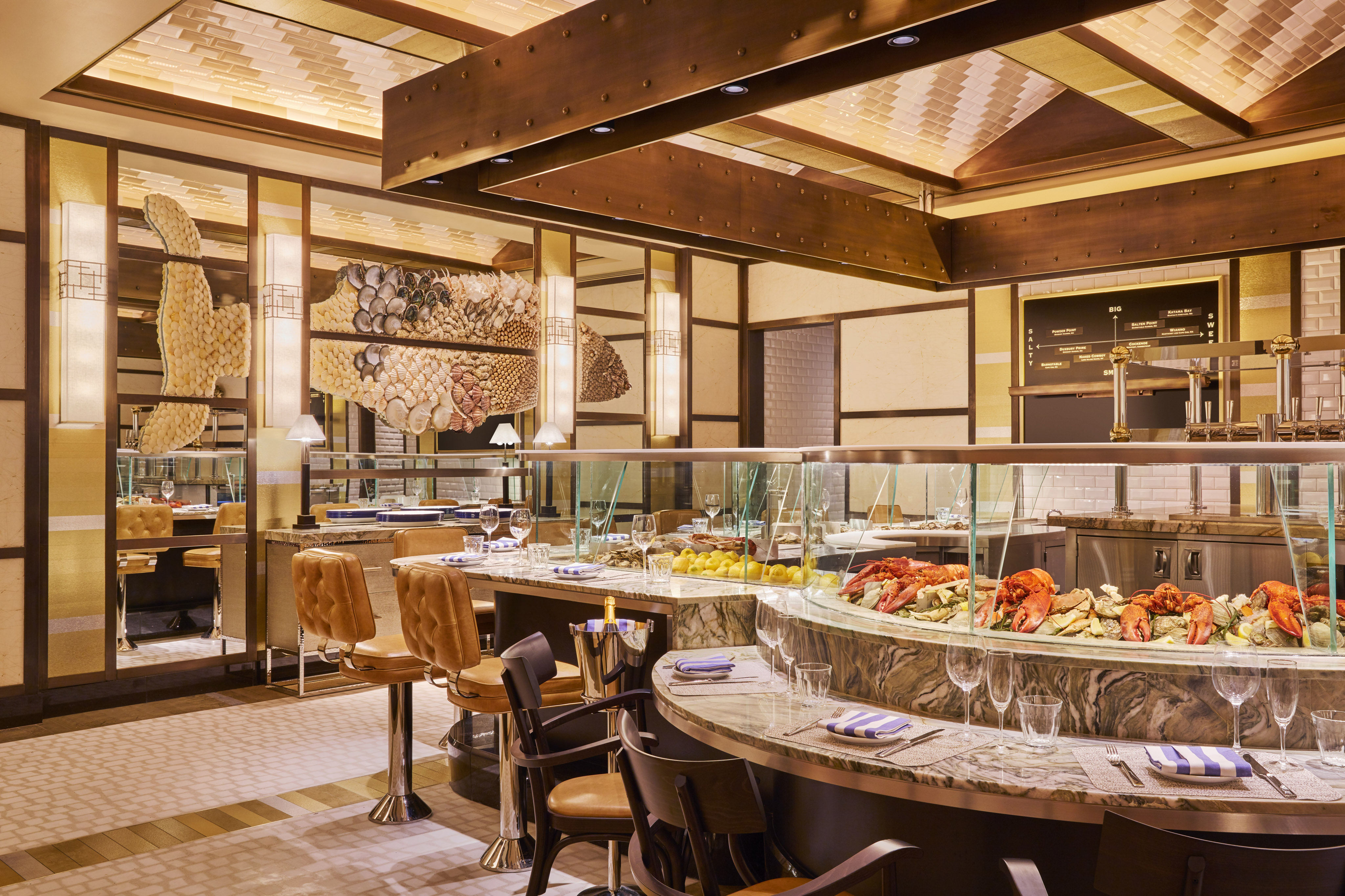 Our Food Critic Ate Her Way Through The Encore Boston Casino