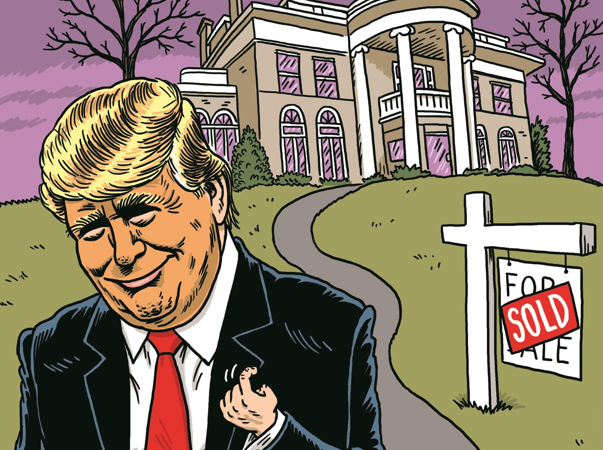 I dream of Donald Trump - The Boston Globe