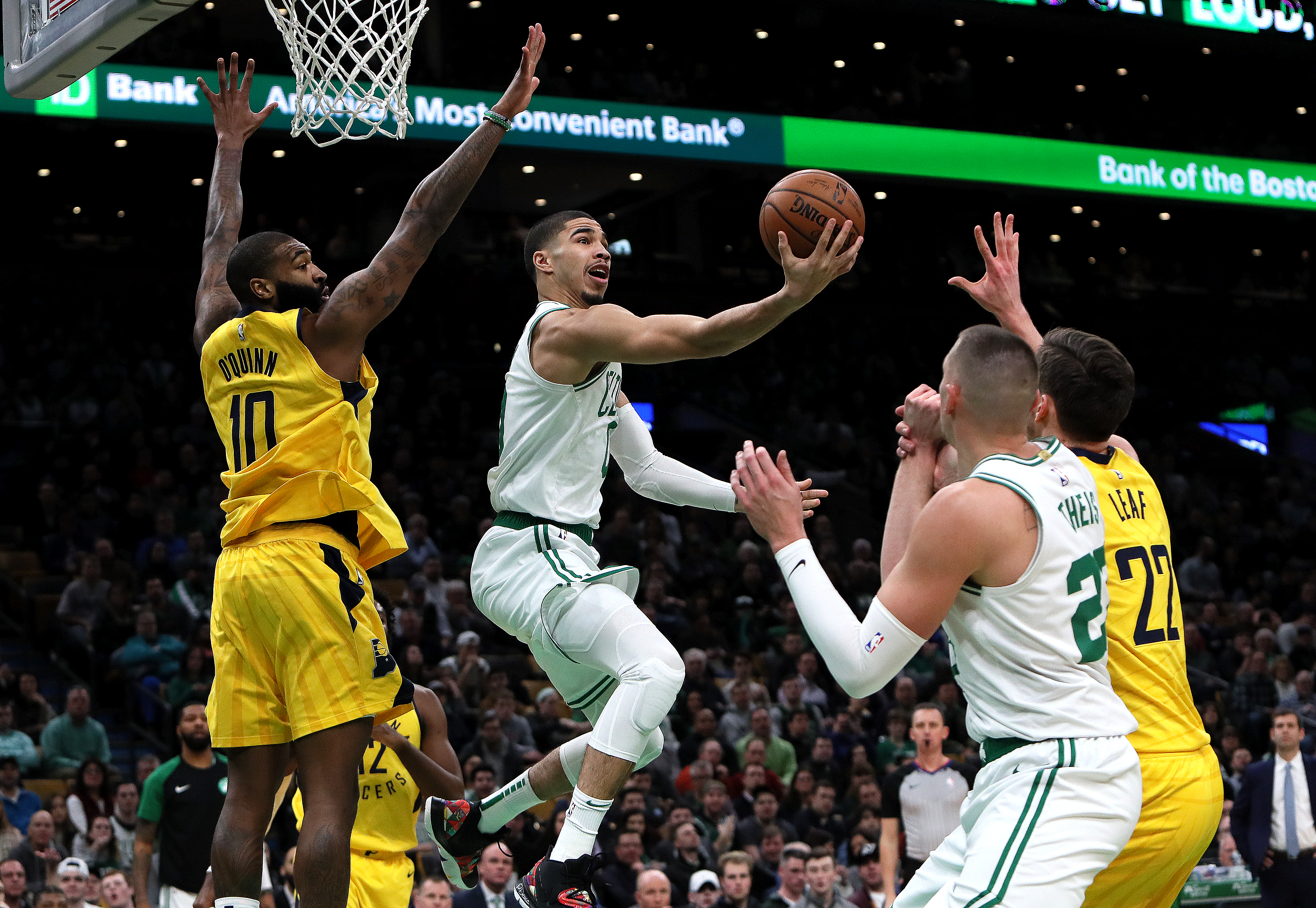 huge discount 5468d a6a94 Jayson Tatum will play in Rising Stars game again - The ...