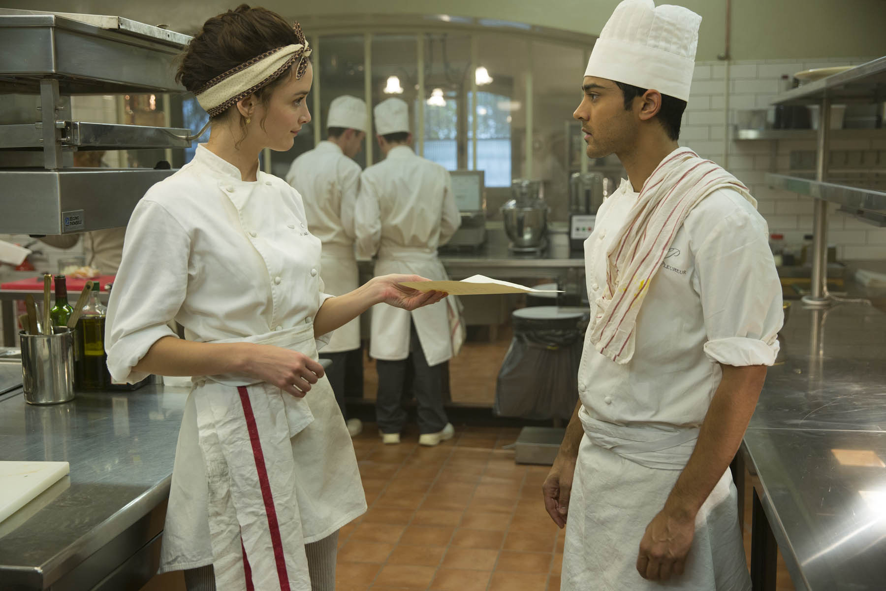 Clash Of Culinary Cultures In The Hundred Foot Journey