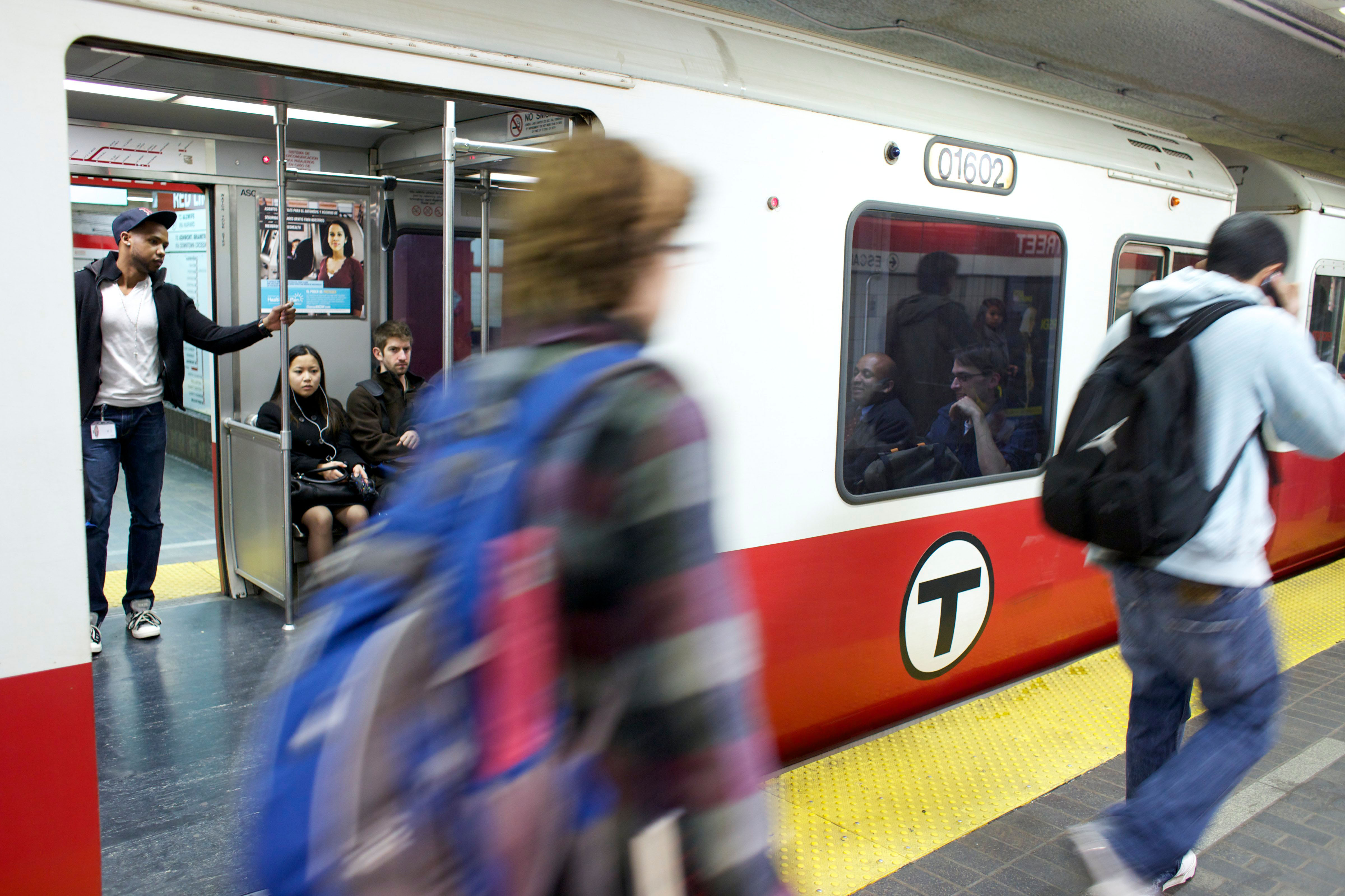 Top bid to build new MBTA subway cars is from China - The