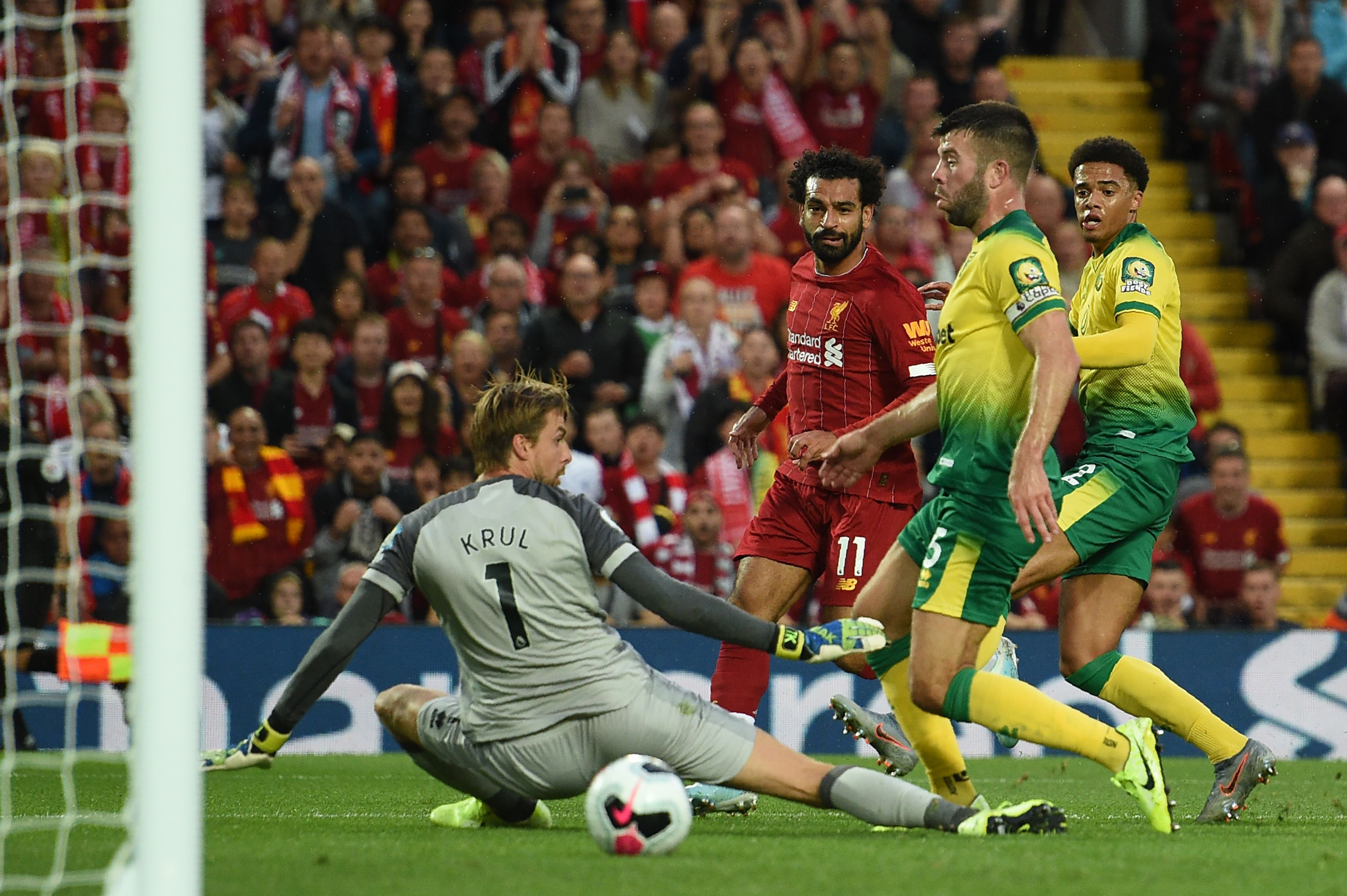 Liverpool opens new English Premier League season with rout - The