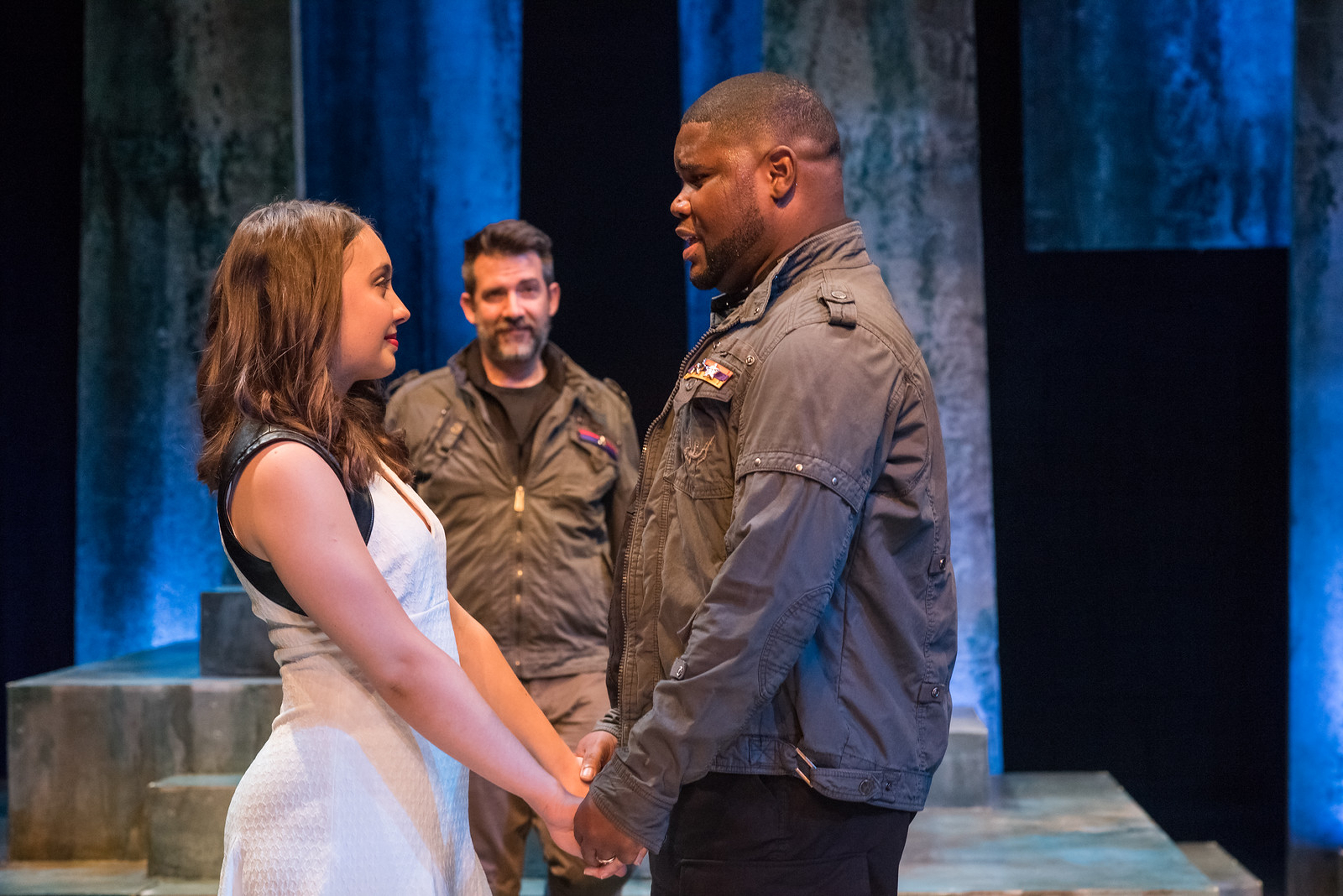 A stellar 'Othello' from Actors' Shakespeare Project - The