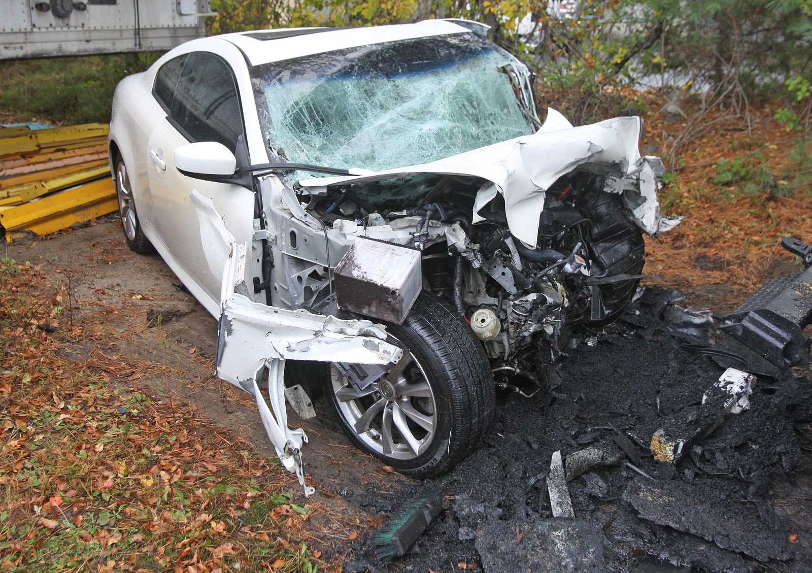 Three of 5 victims in fatal wrong-way crash identified - The
