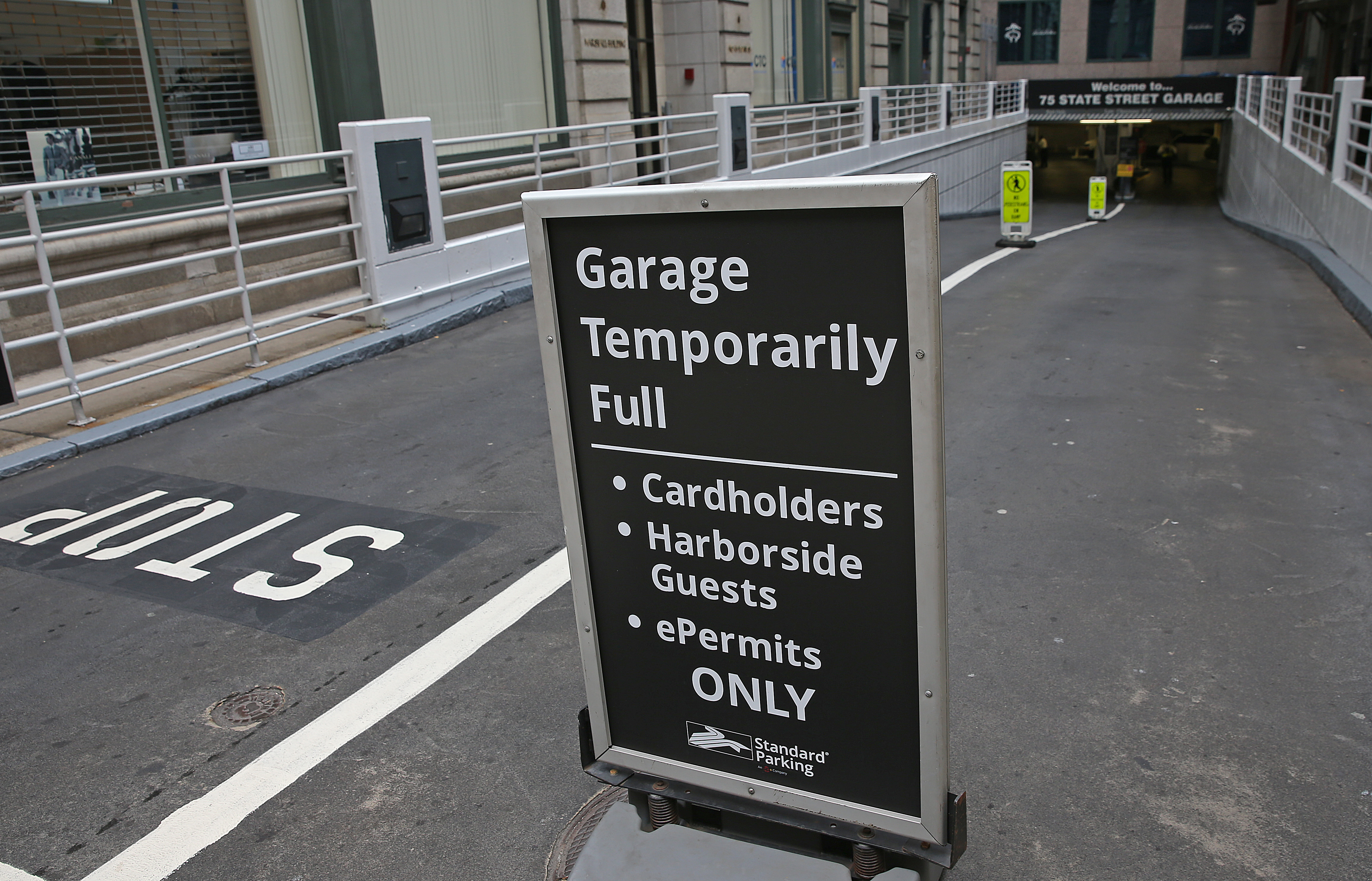 Quest For Parking In Boston Worse Than Ever The Boston Globe