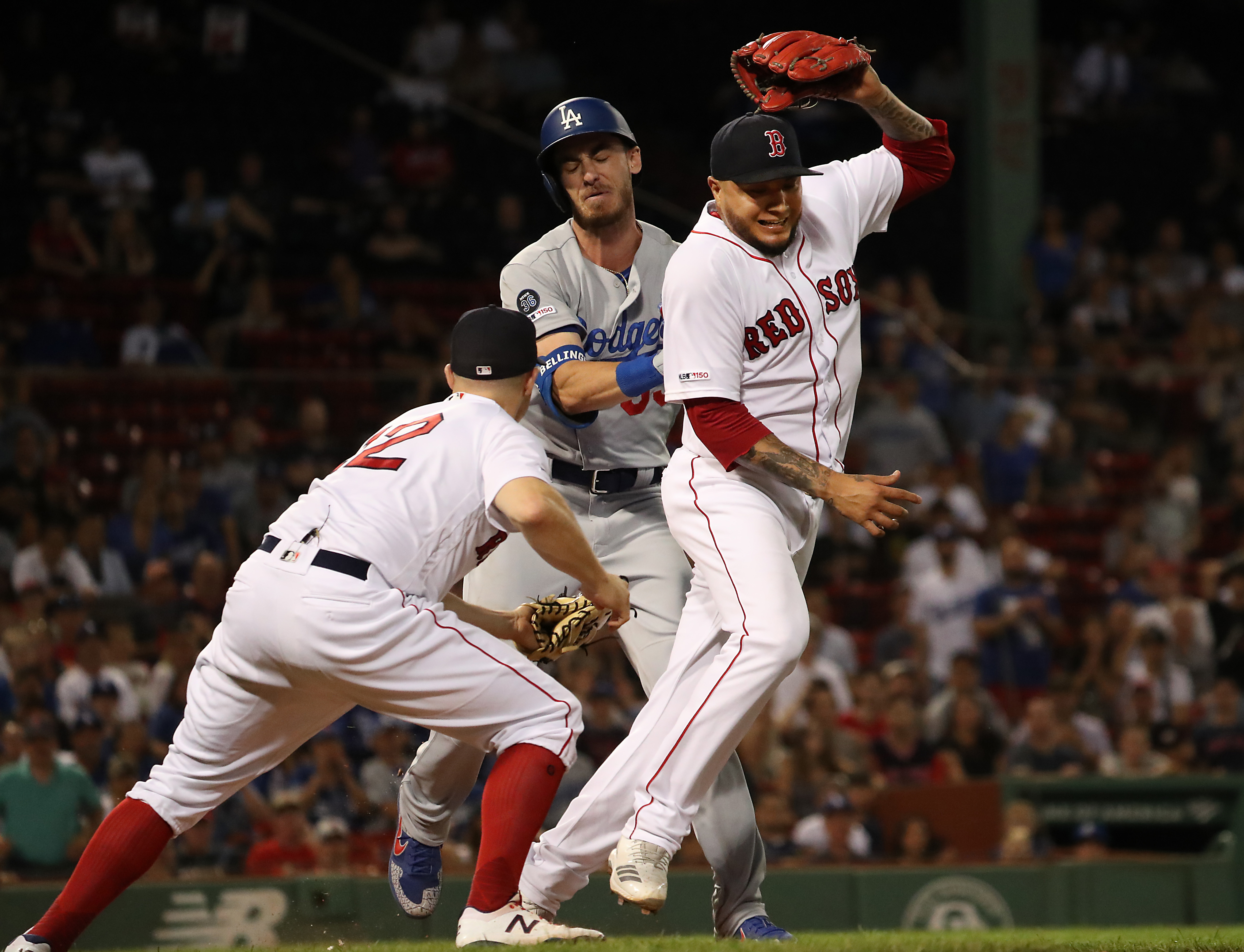 Here's why the Red Sox continue to struggle against elite teams
