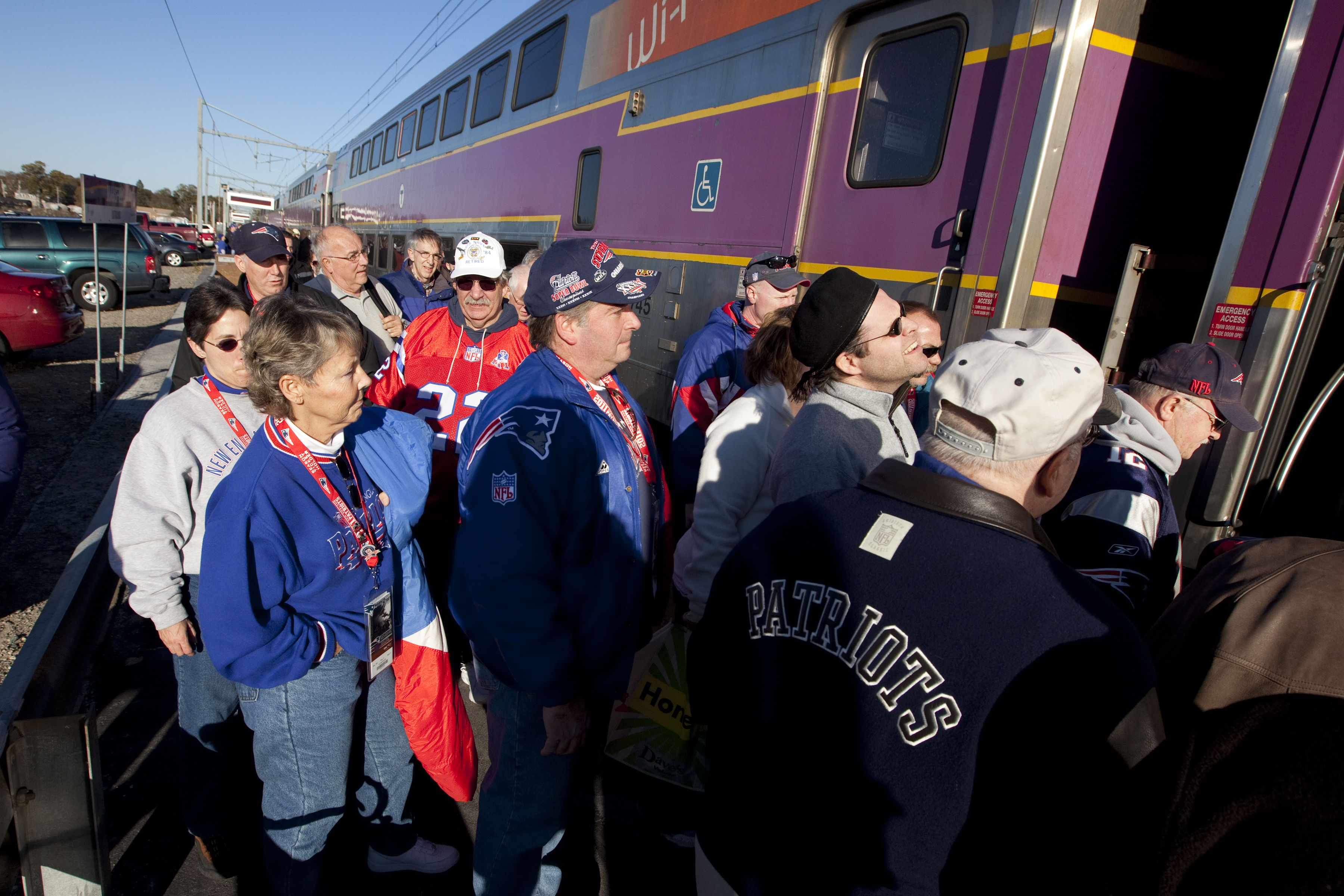 Pilot program could boost rail travel in Western Mass  - The Boston