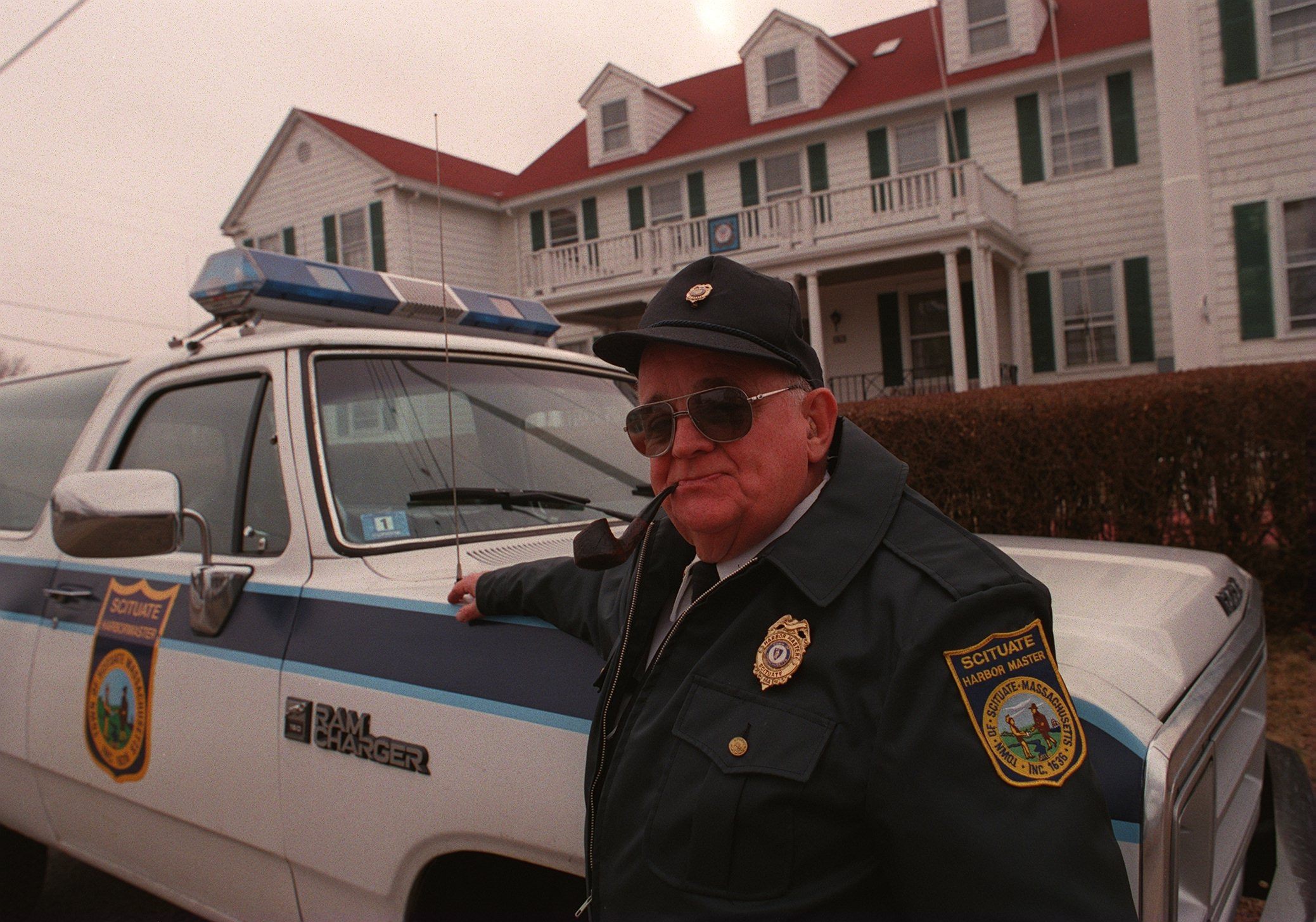 Watch is now over' for longtime Scituate harbormaster - The Boston Globe