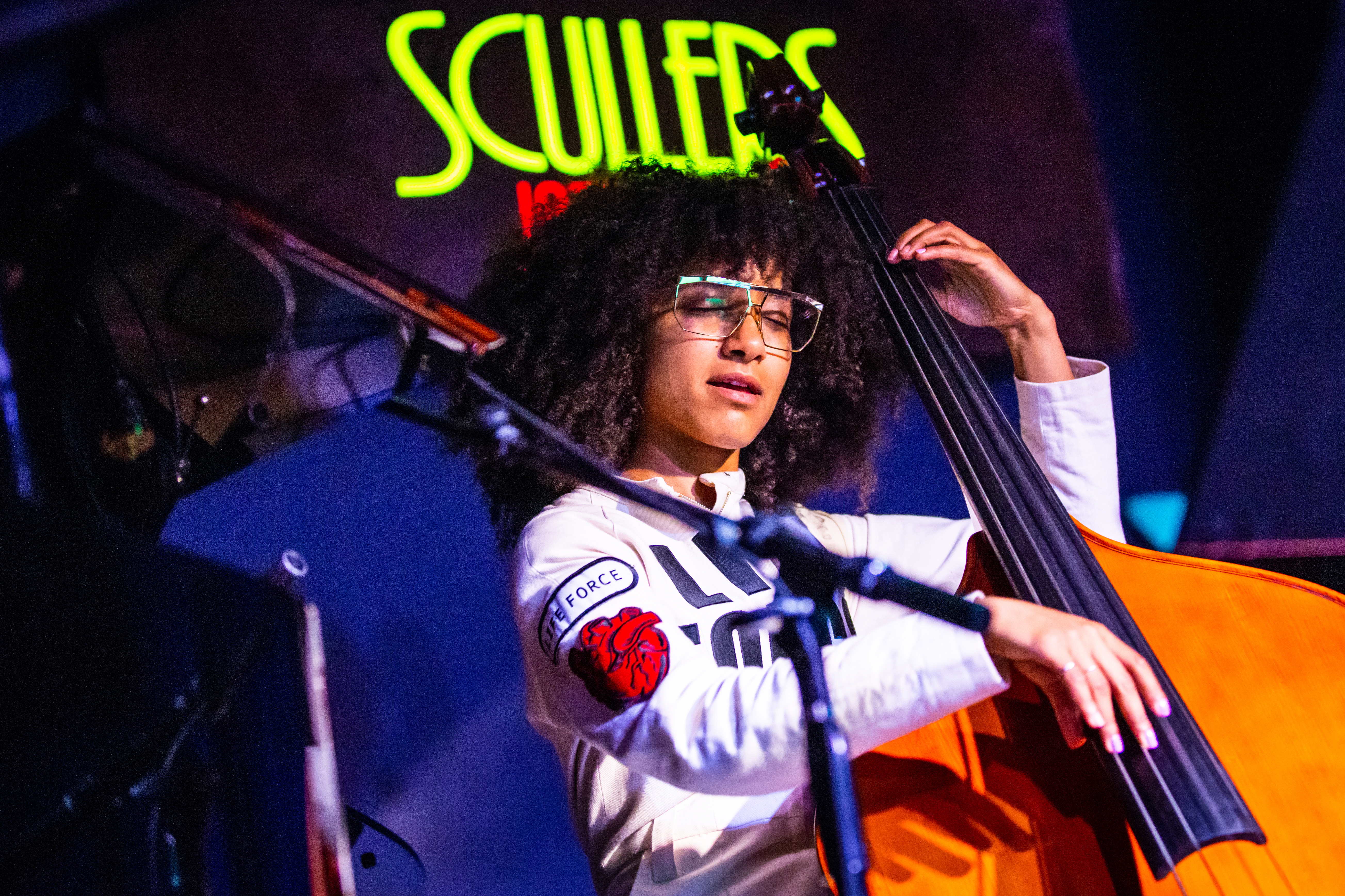 Esperanza Spalding releases her new album one track at a