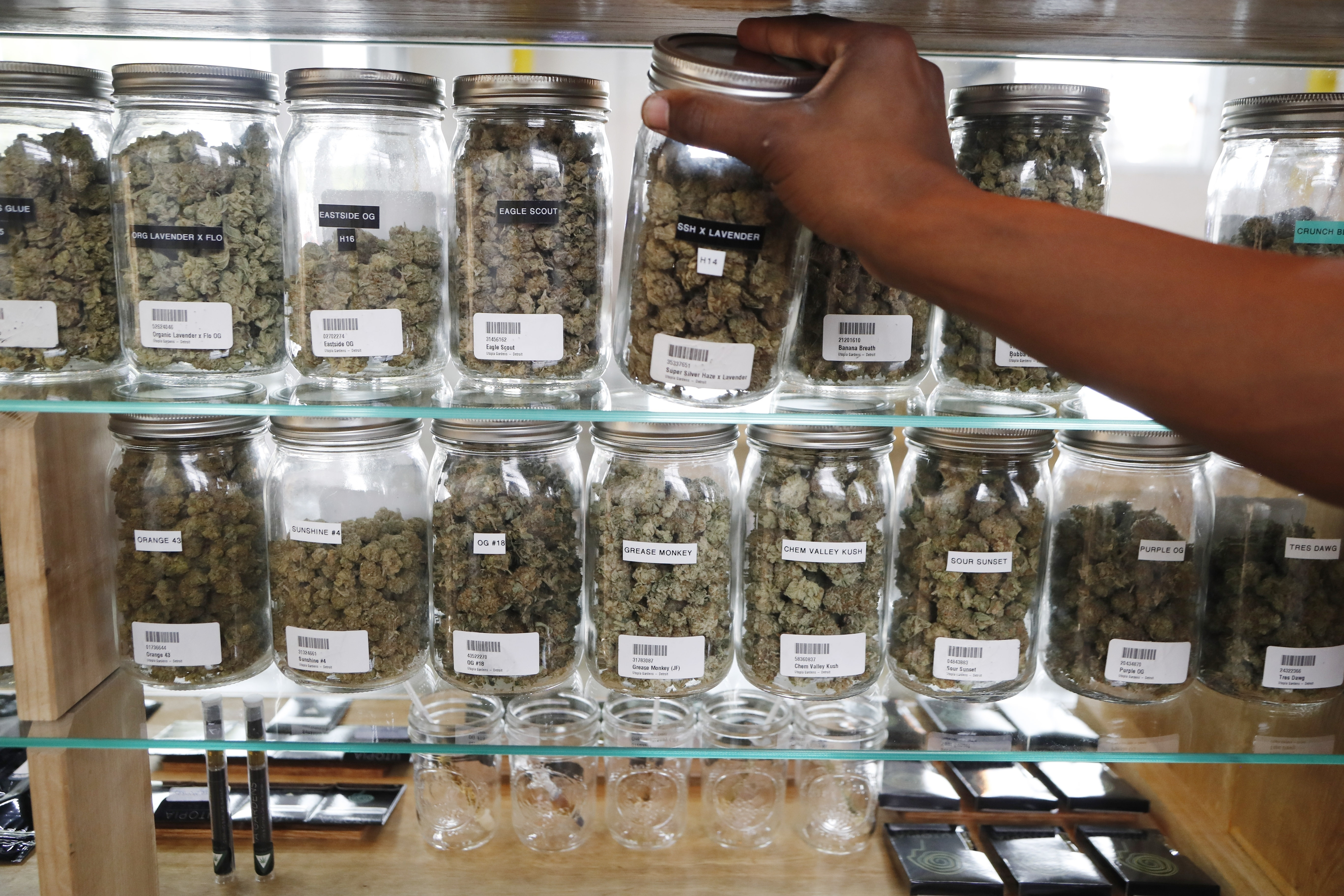 Final approval to begin sales remains elusive for marijuana