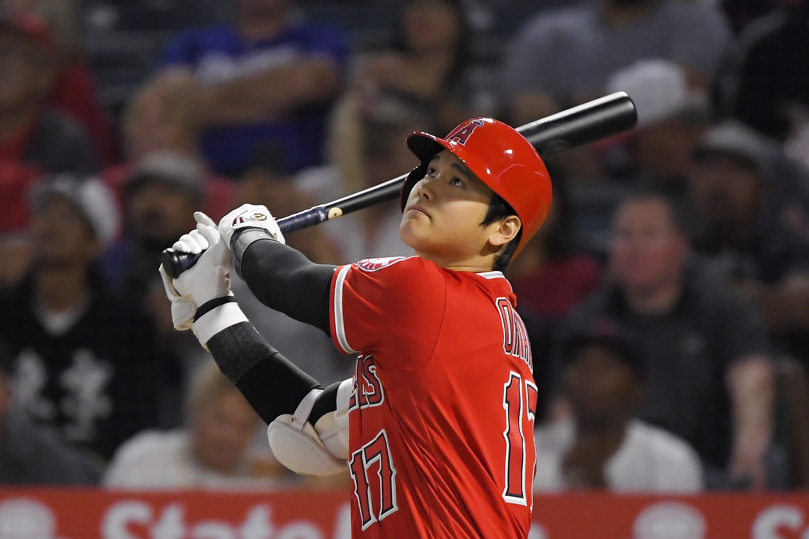 new arrival e20f5 fc852 Angels' Shohei Ohtani out for rest of the season - The ...