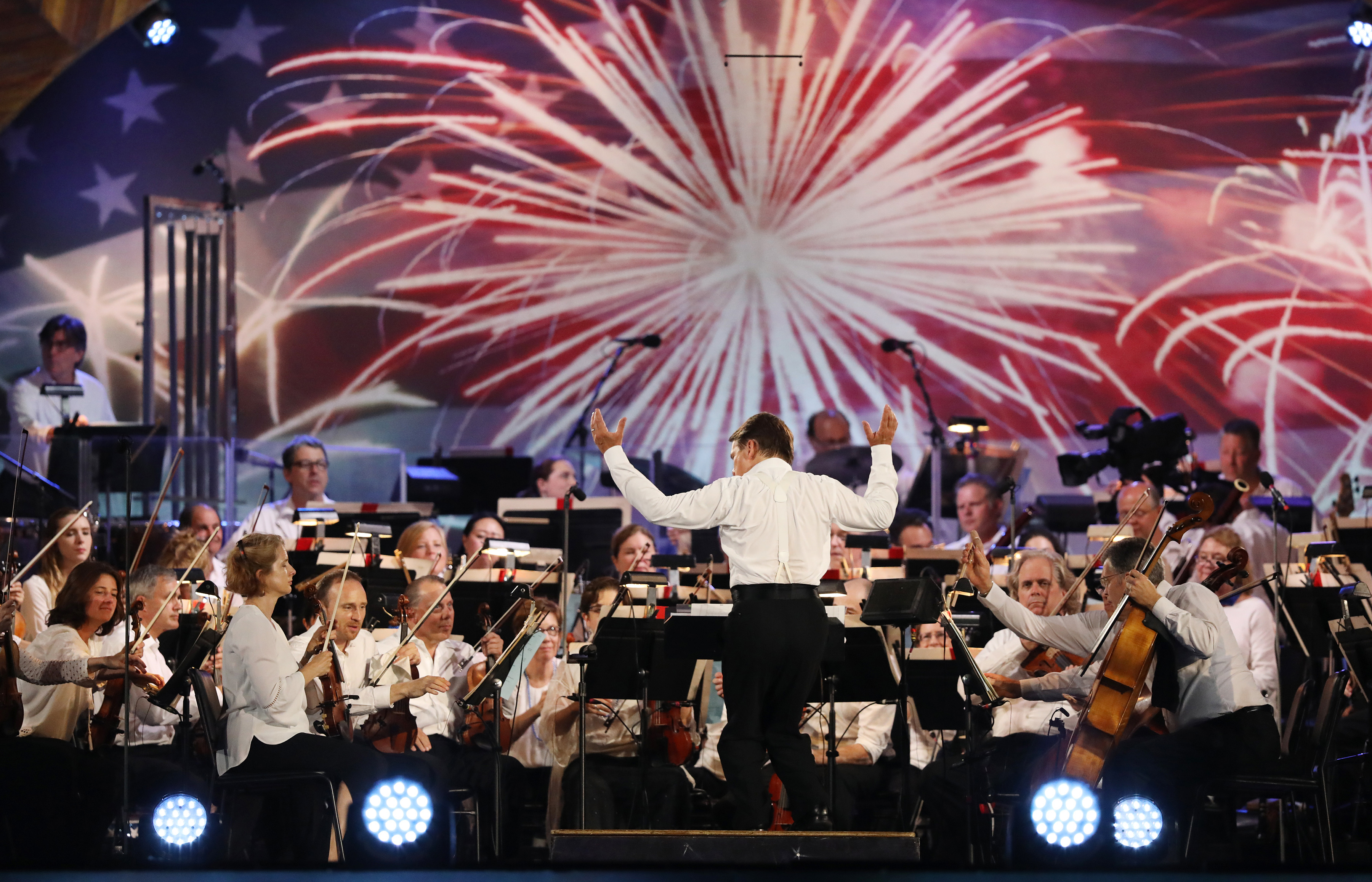 How to watch the Boston Pops Fireworks Spectacular on the