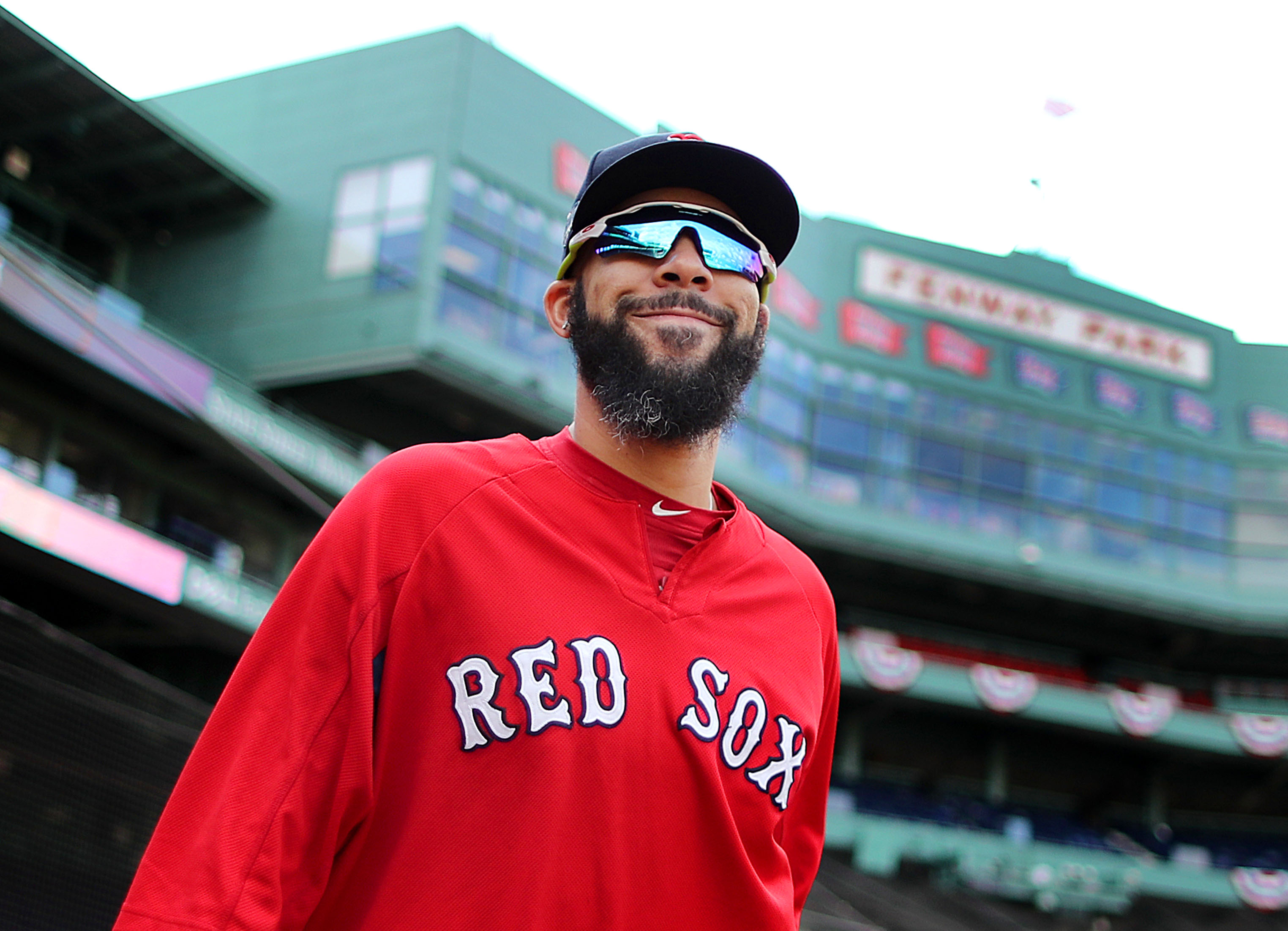 David Price's passion for baseball during childhood set the