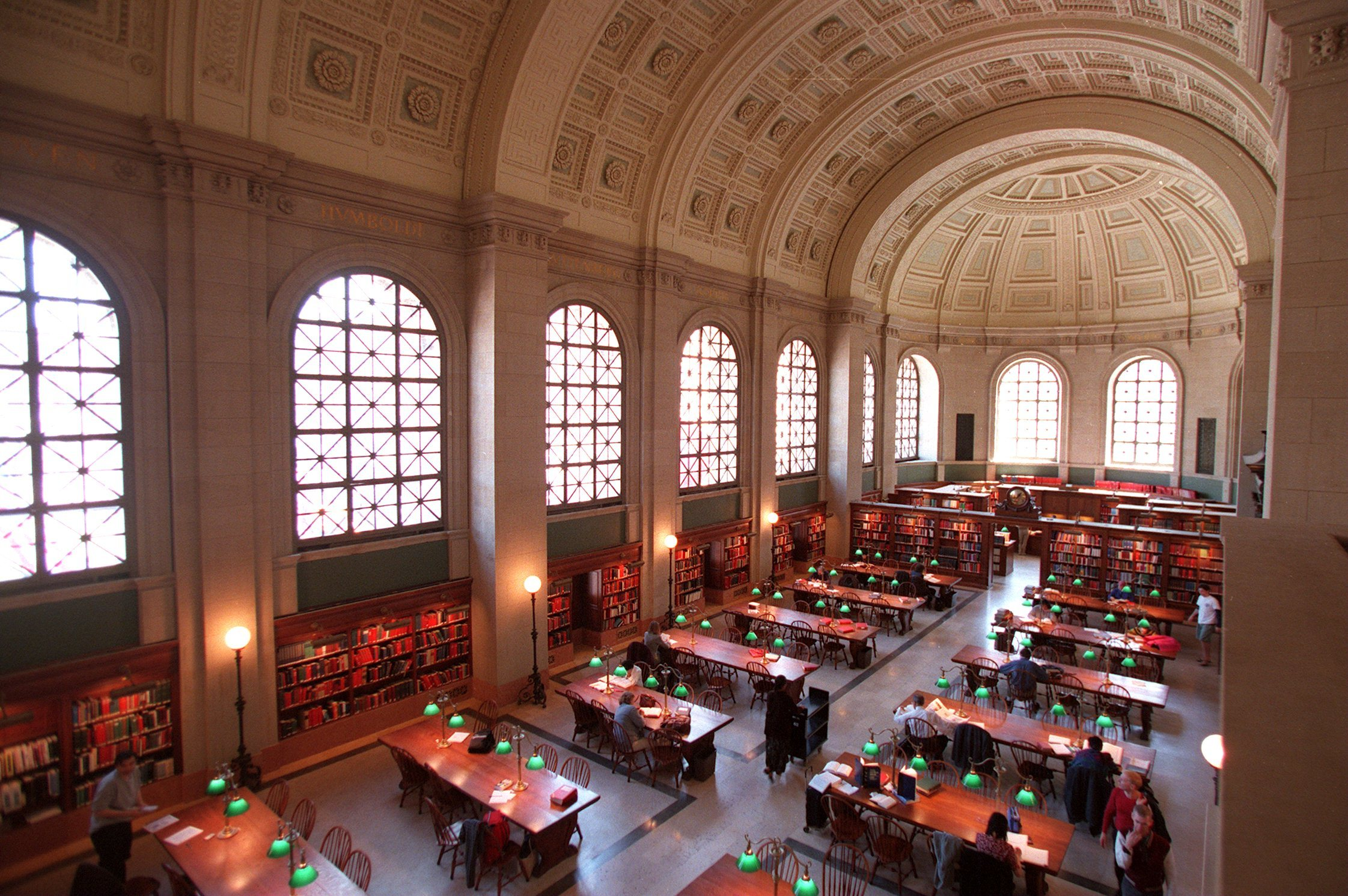 These were the 10 most-borrowed books at the Boston Public Library in 2018