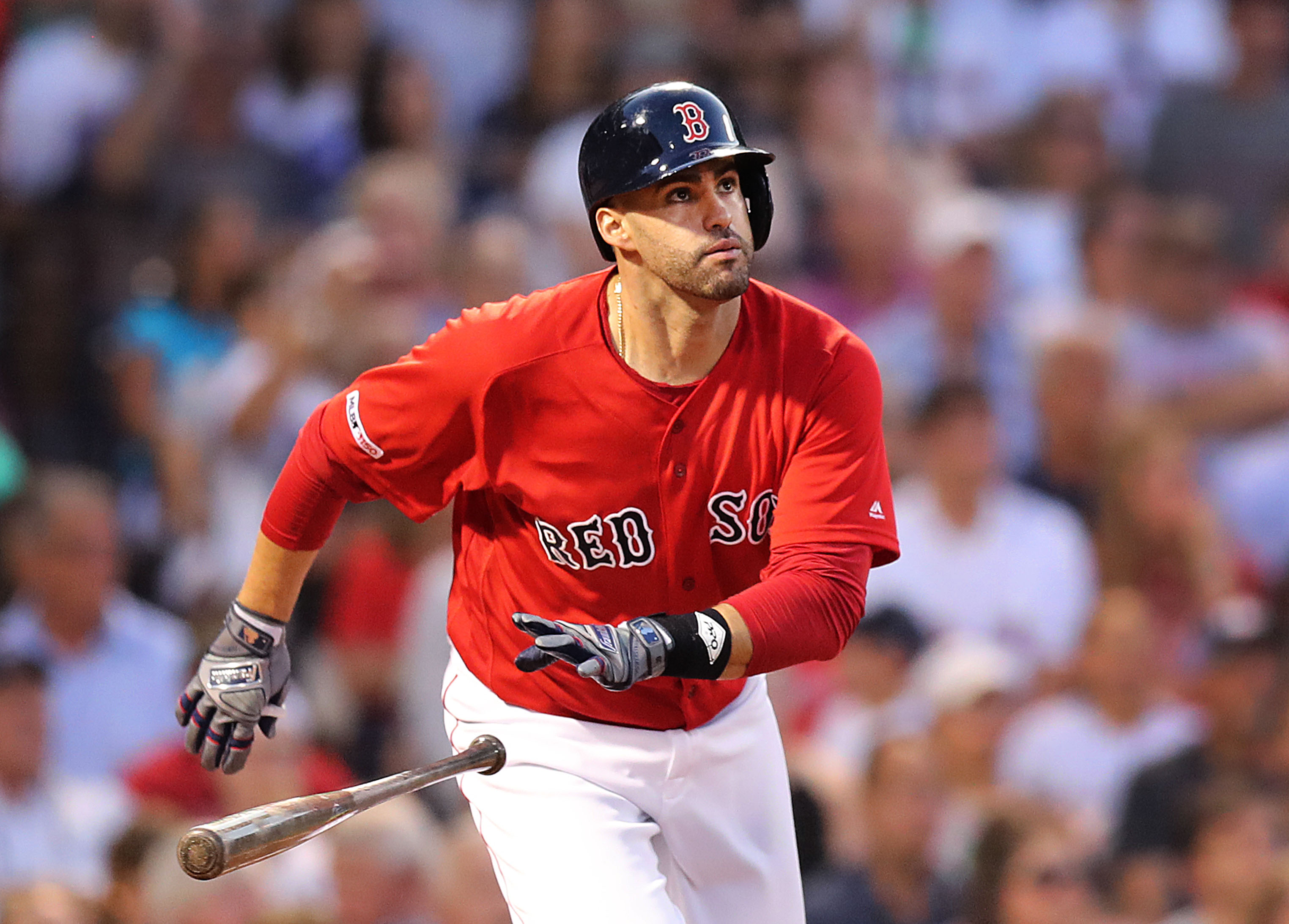 J.D. Martinez's decision on future dictates Red Sox' path in offseason
