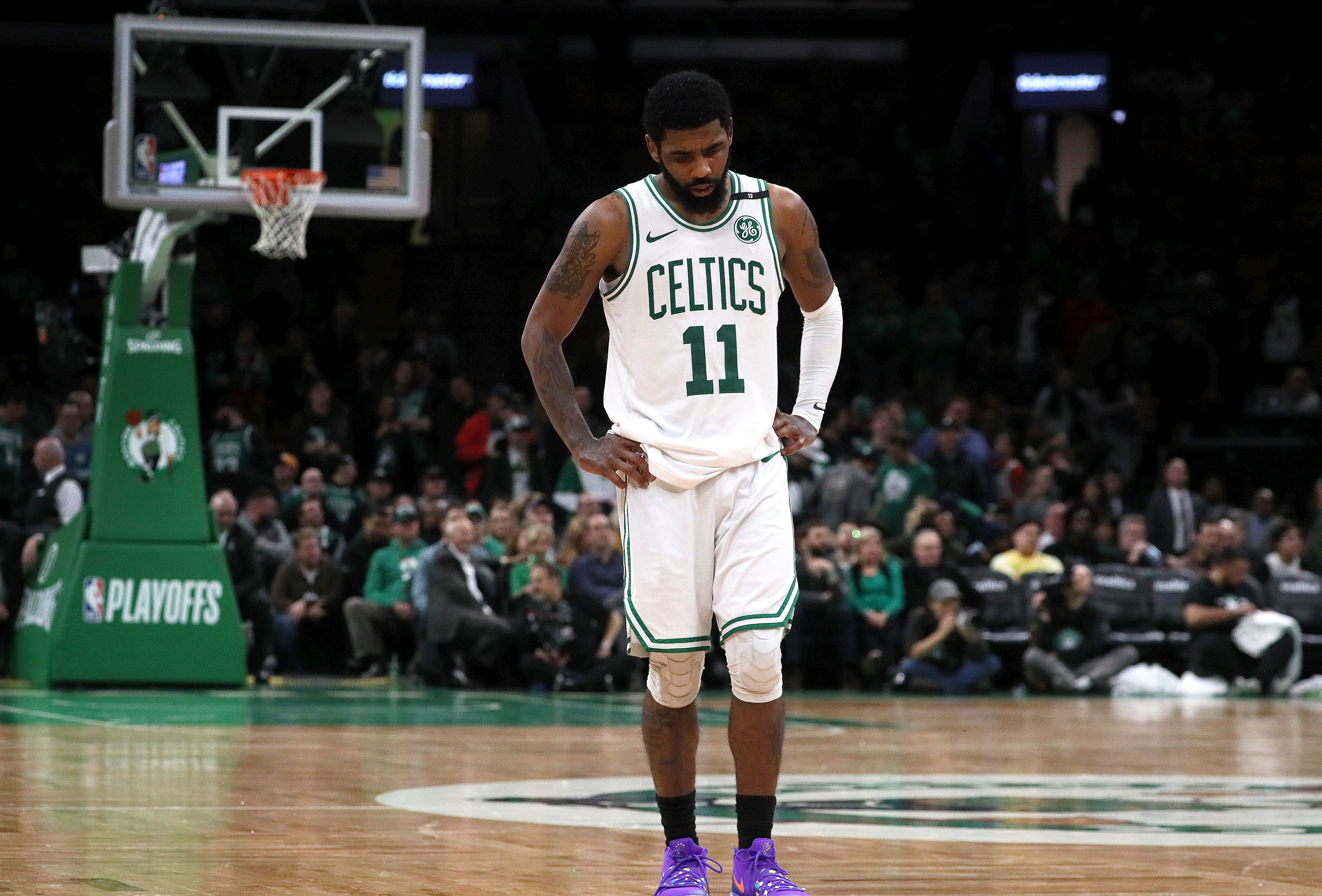 Time for Kyrie Irving to give Boston a