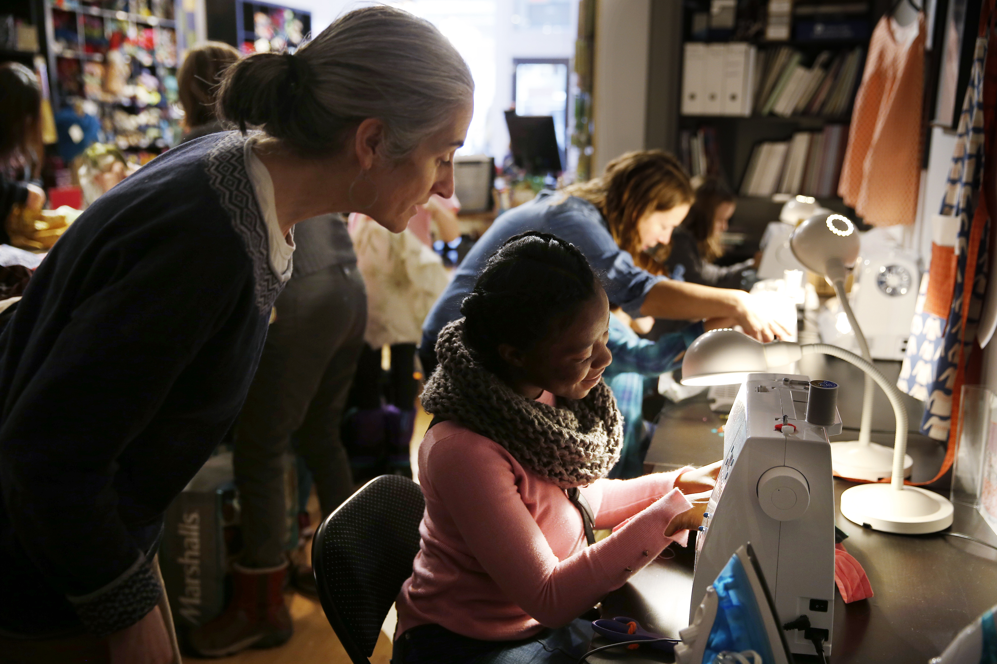 Hand-sewn bags help the poor, planet - The Boston Globe