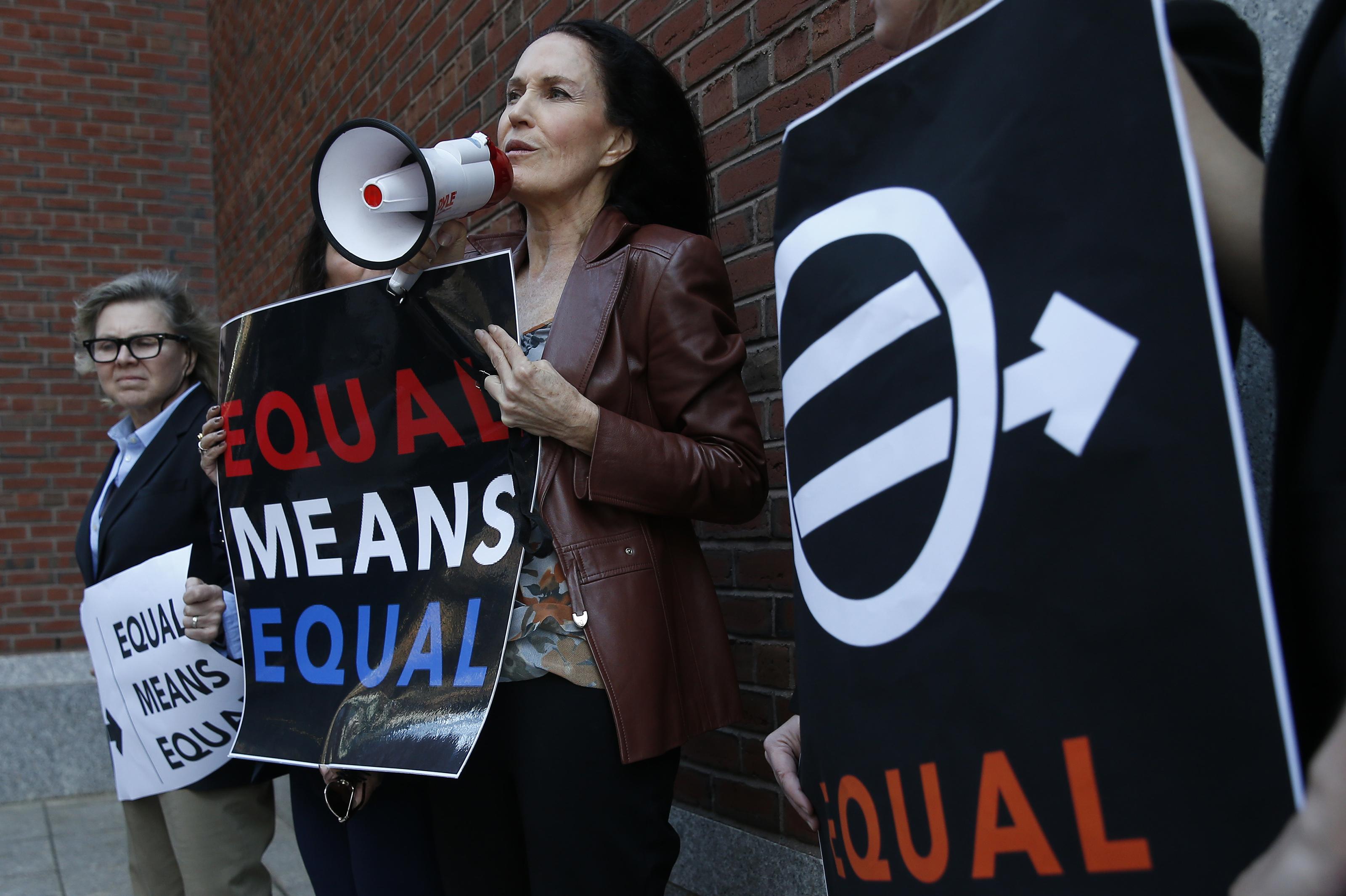 Devos Says Federal Idea Mandates Piled >> Mass Students Activists Sue Betsy Devos Over Campus Sexual Assault