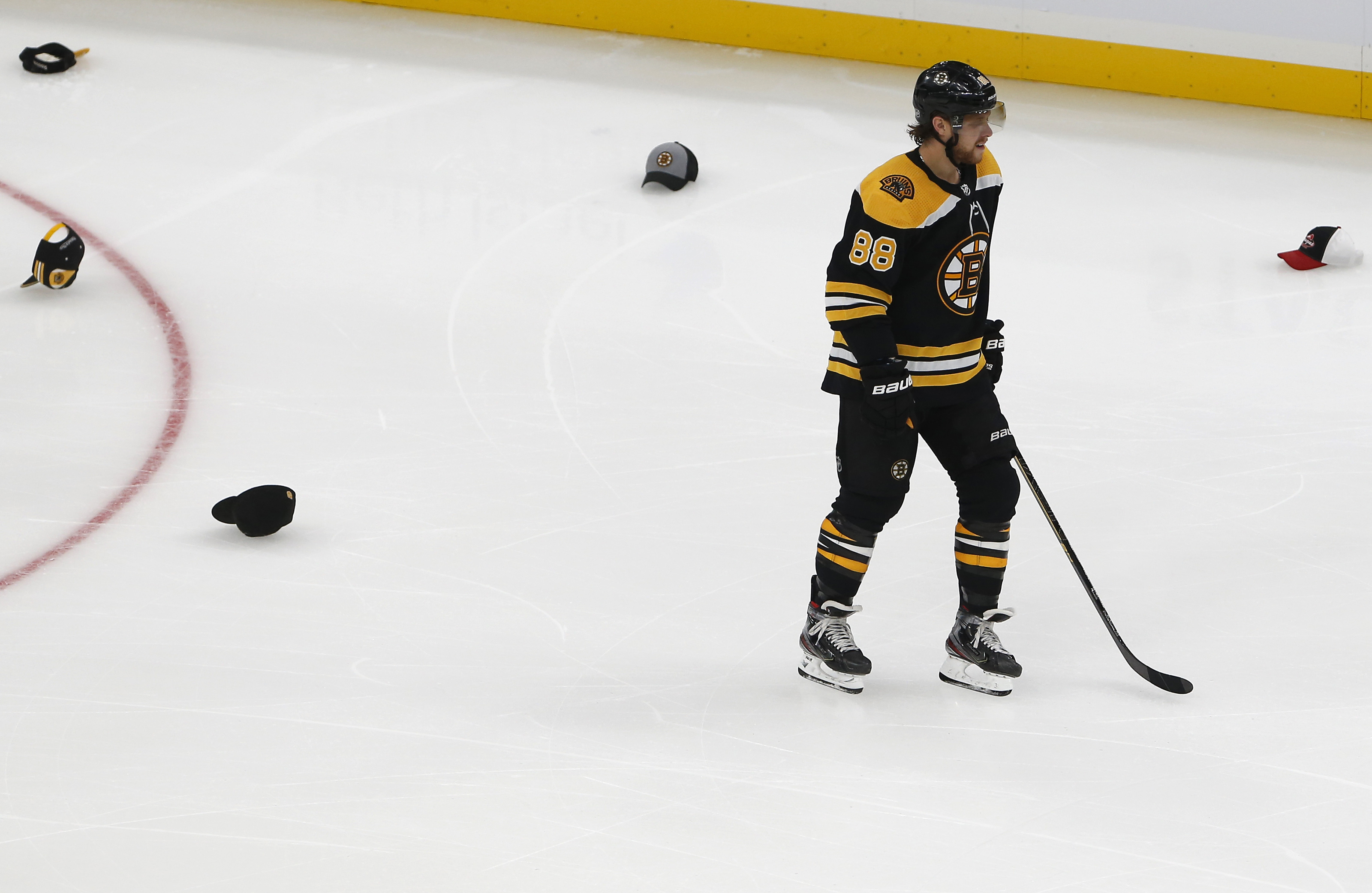 David Pastrnak growing into role as chief scoring threat