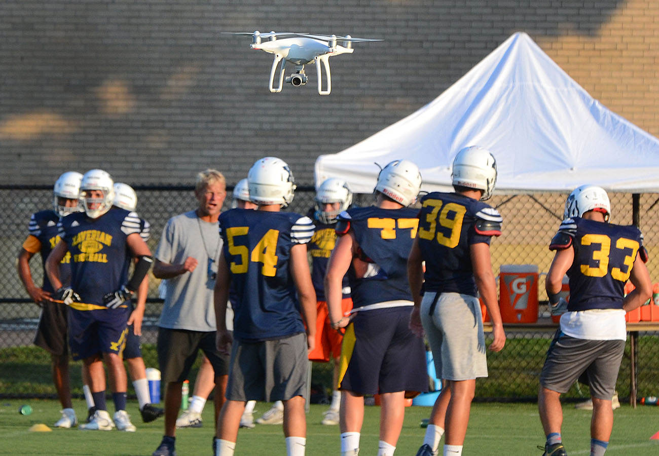 Technology Changes How High School Football Coaches Prepare