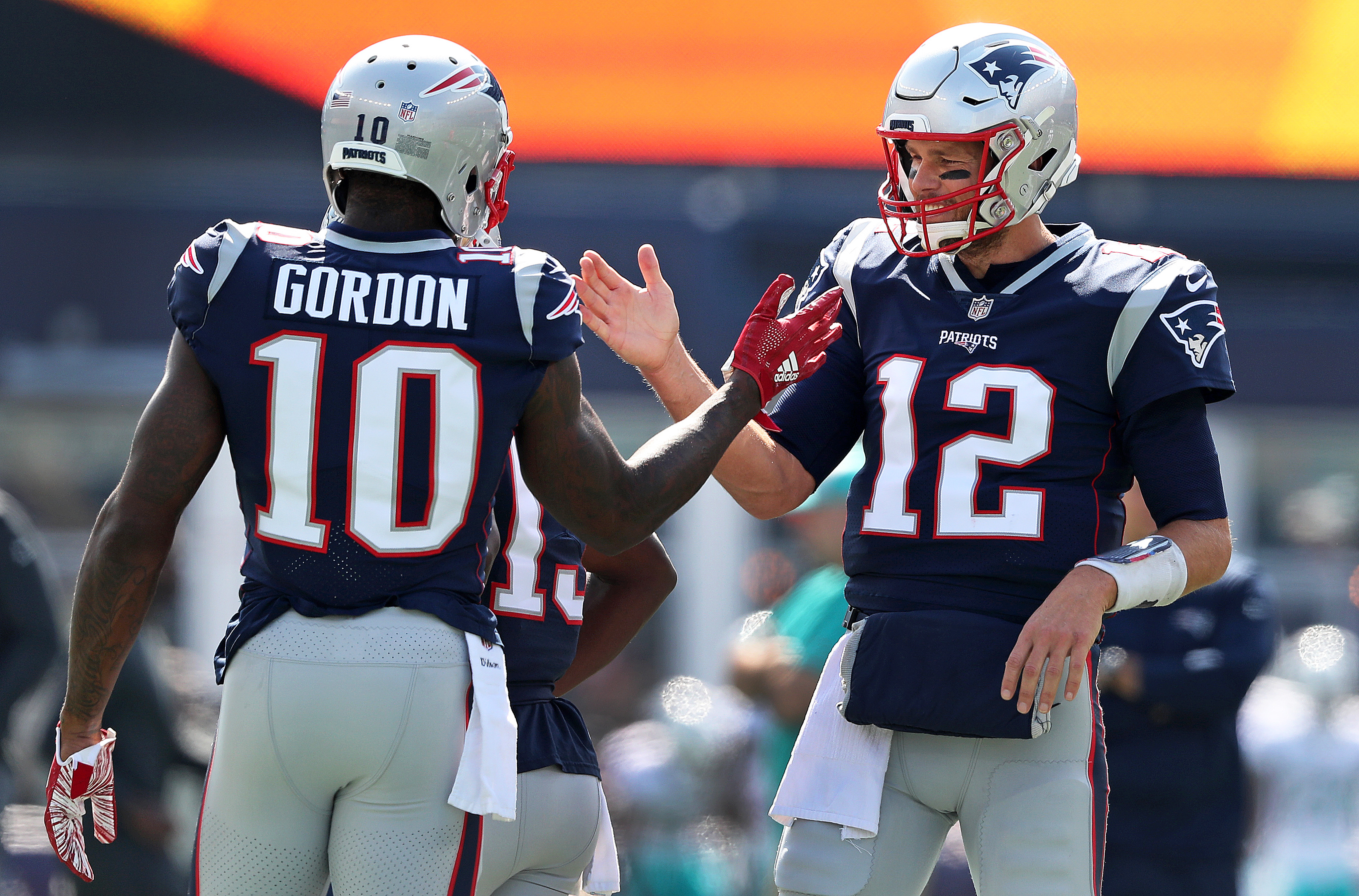 outlet store f4b3f c7bb0 Josh Gordon took advantage of his opportunities in his ...