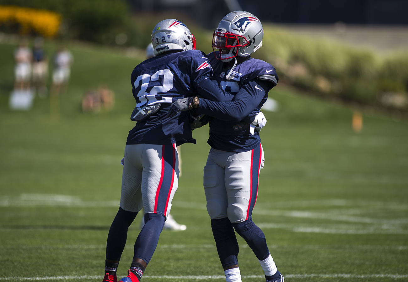 717d1d31 Day 12: Patriots secondary is in prime form - The Boston Globe