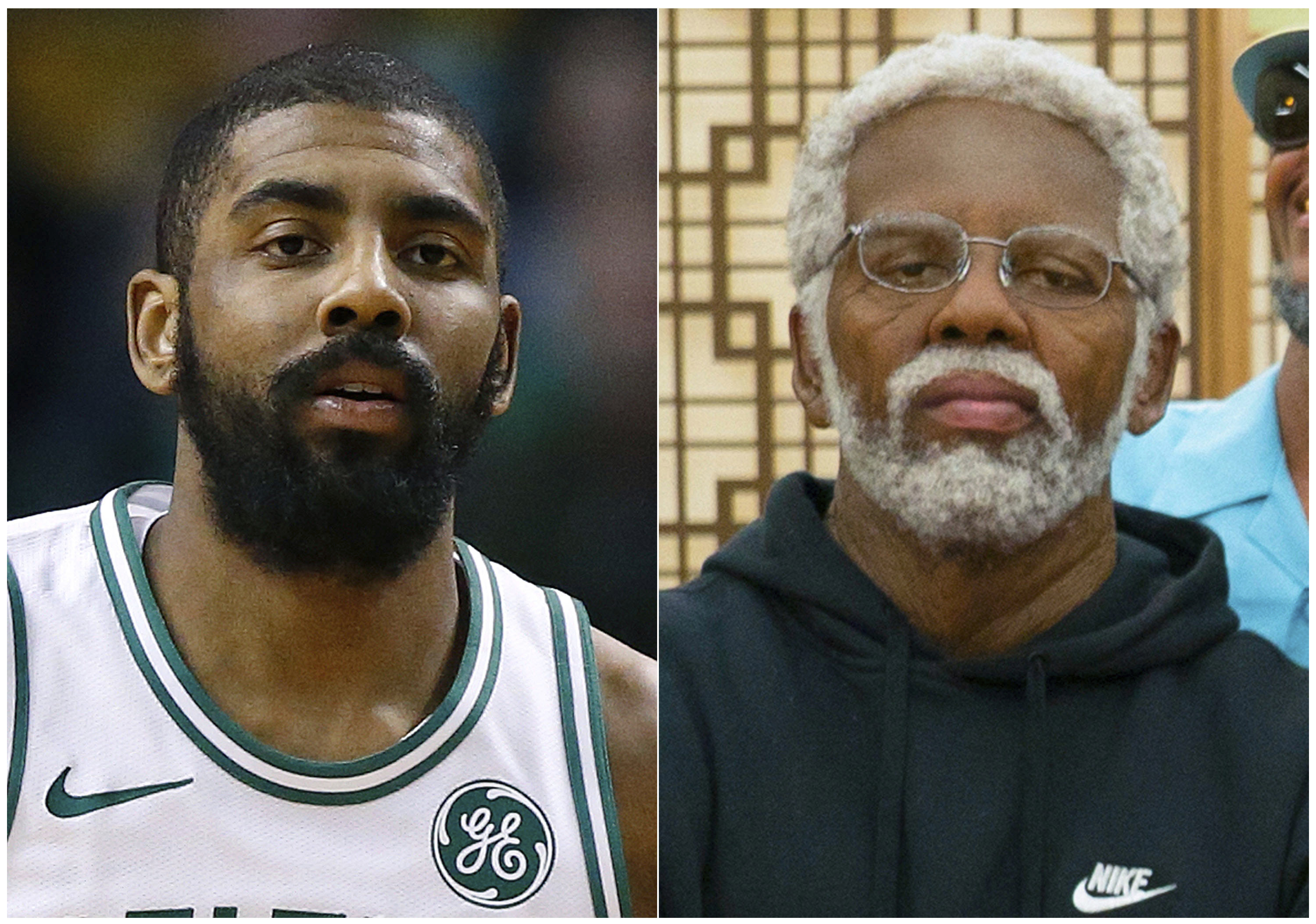 Exactly how did Kyrie Irving first become Uncle Drew? - The Boston Globe