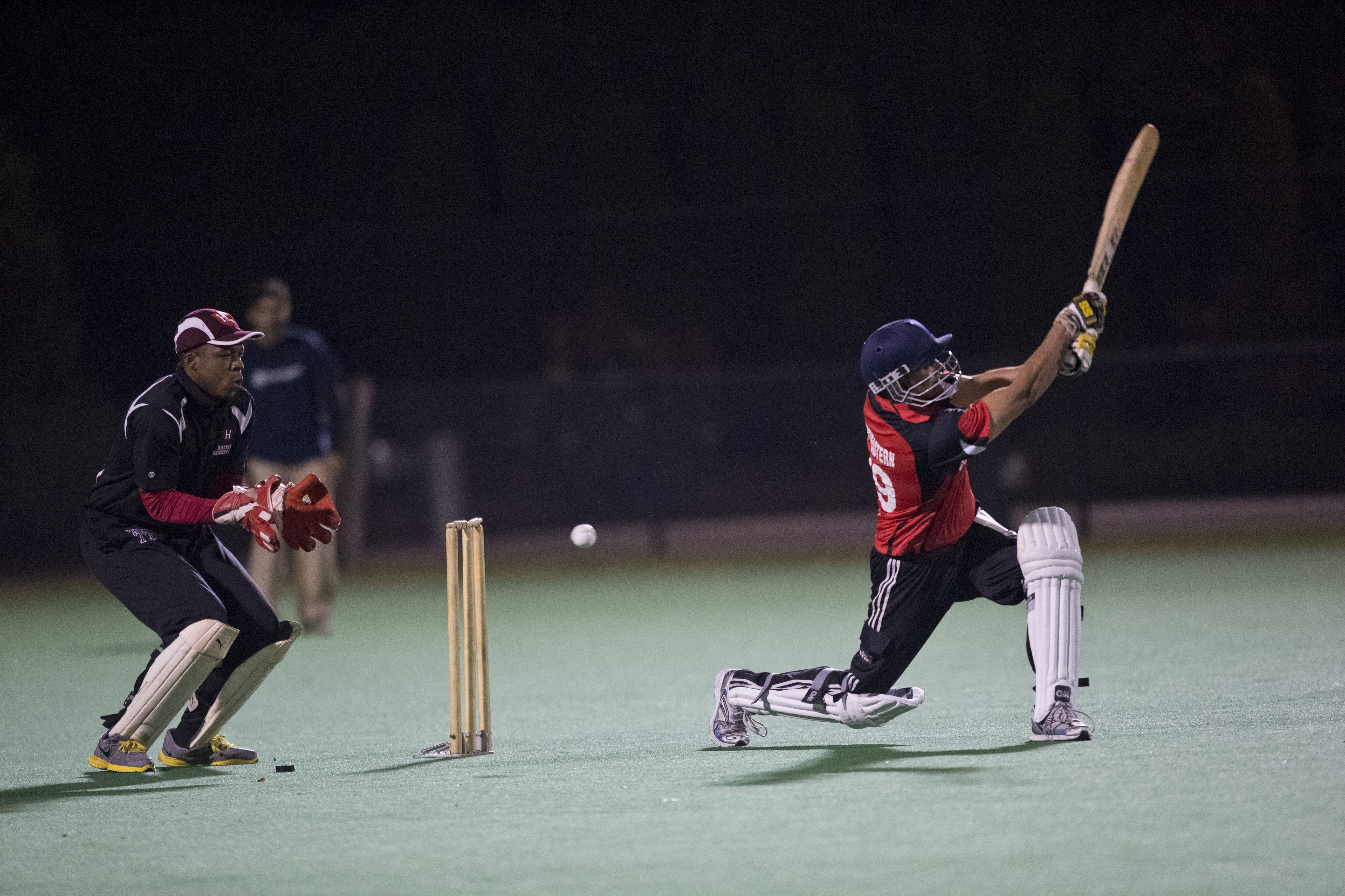 Cricket Growing In Popularity On American College Campuses