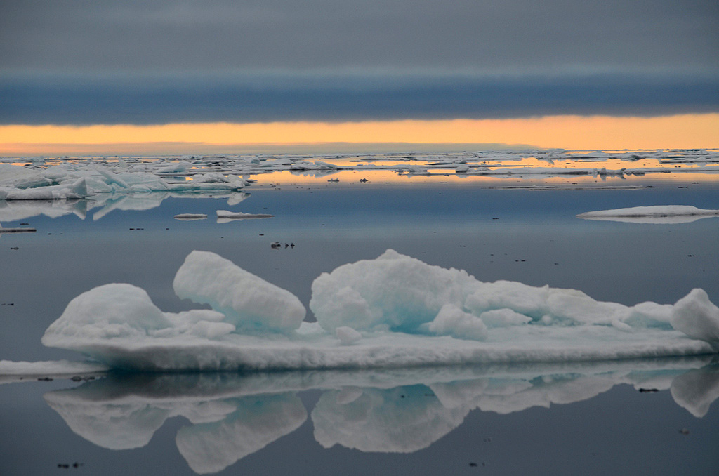 Researchers say ancient 'Day After Tomorrow' scenario could have been caused by melting icebergs - The Boston Globe