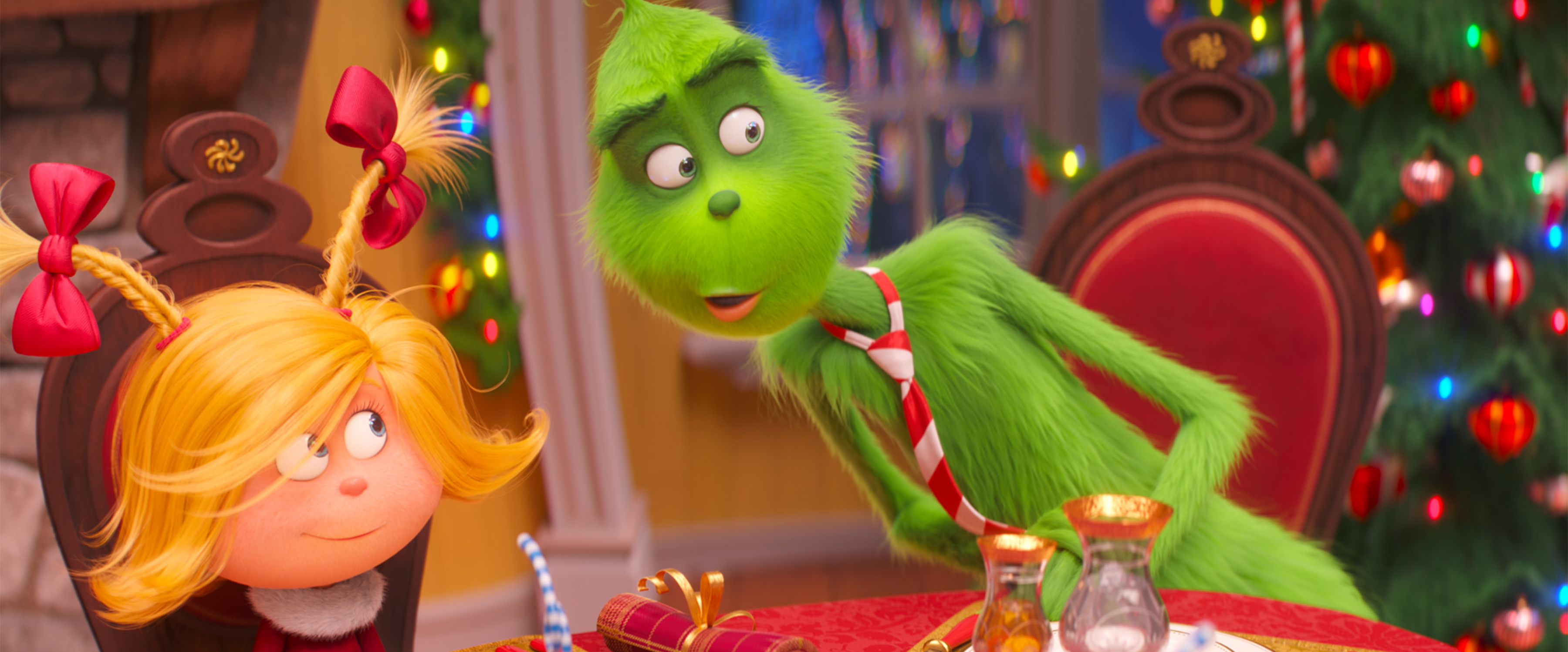 Now He S Not Quite Such A Mean One That Mr Grinch The Boston Globe