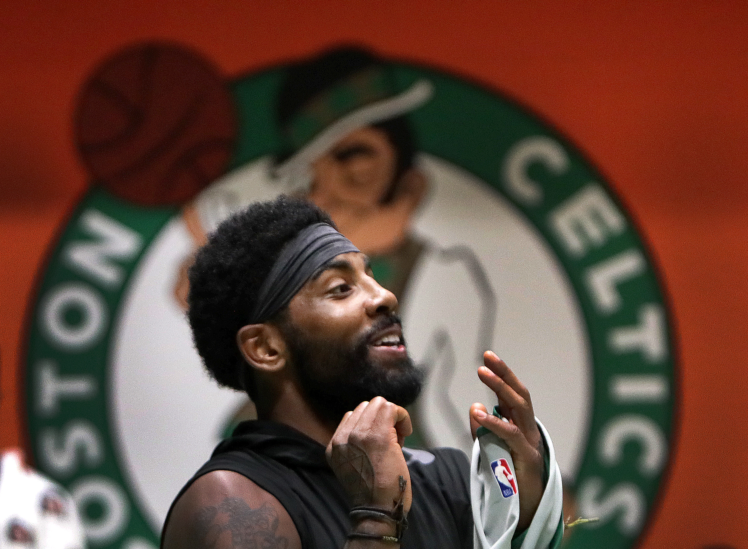 5cb718af1 Five thoughts about Kyrie Irving's surprising Celtics announcement ...