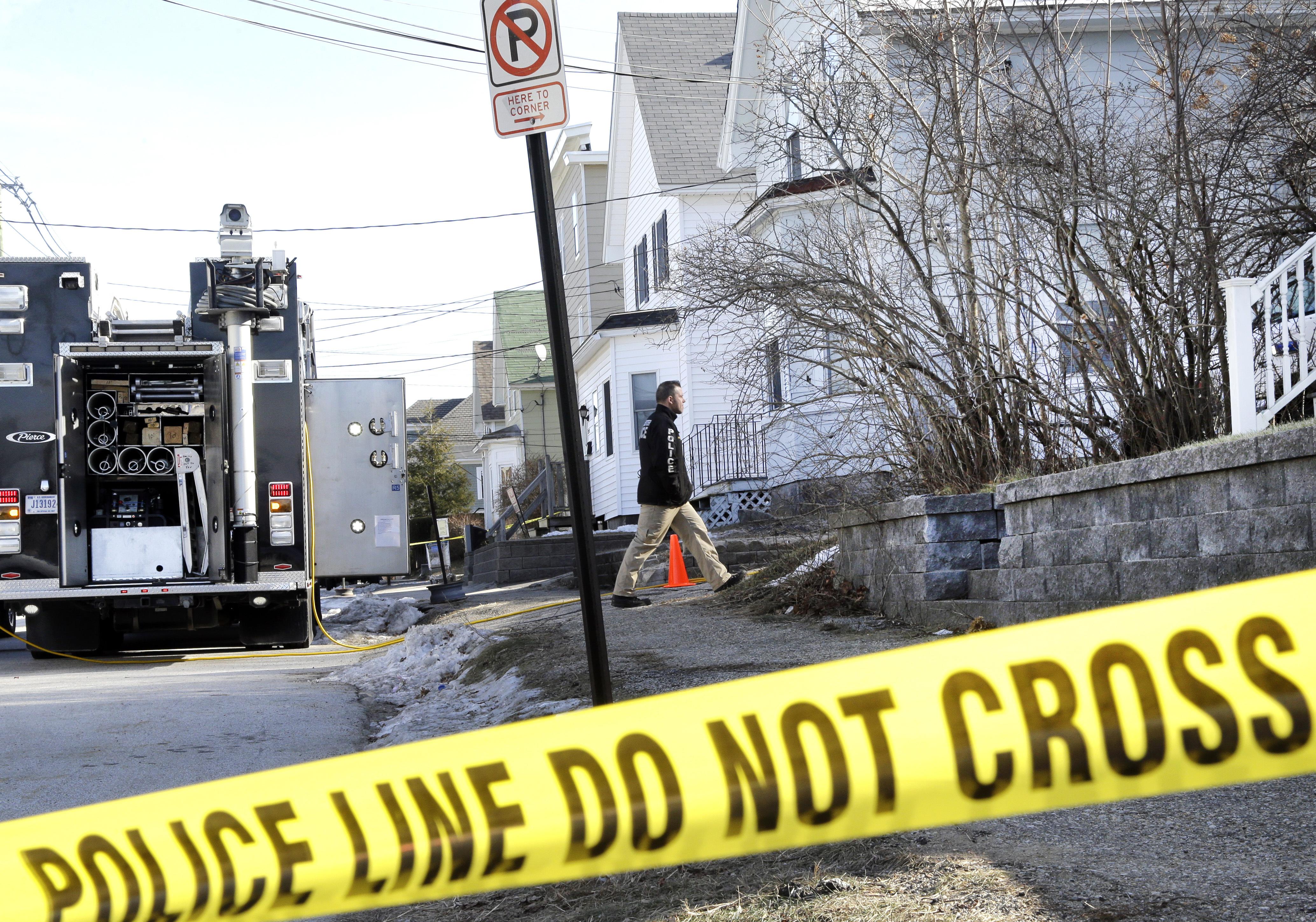 DNA points to serial killer in N H  - The Boston Globe