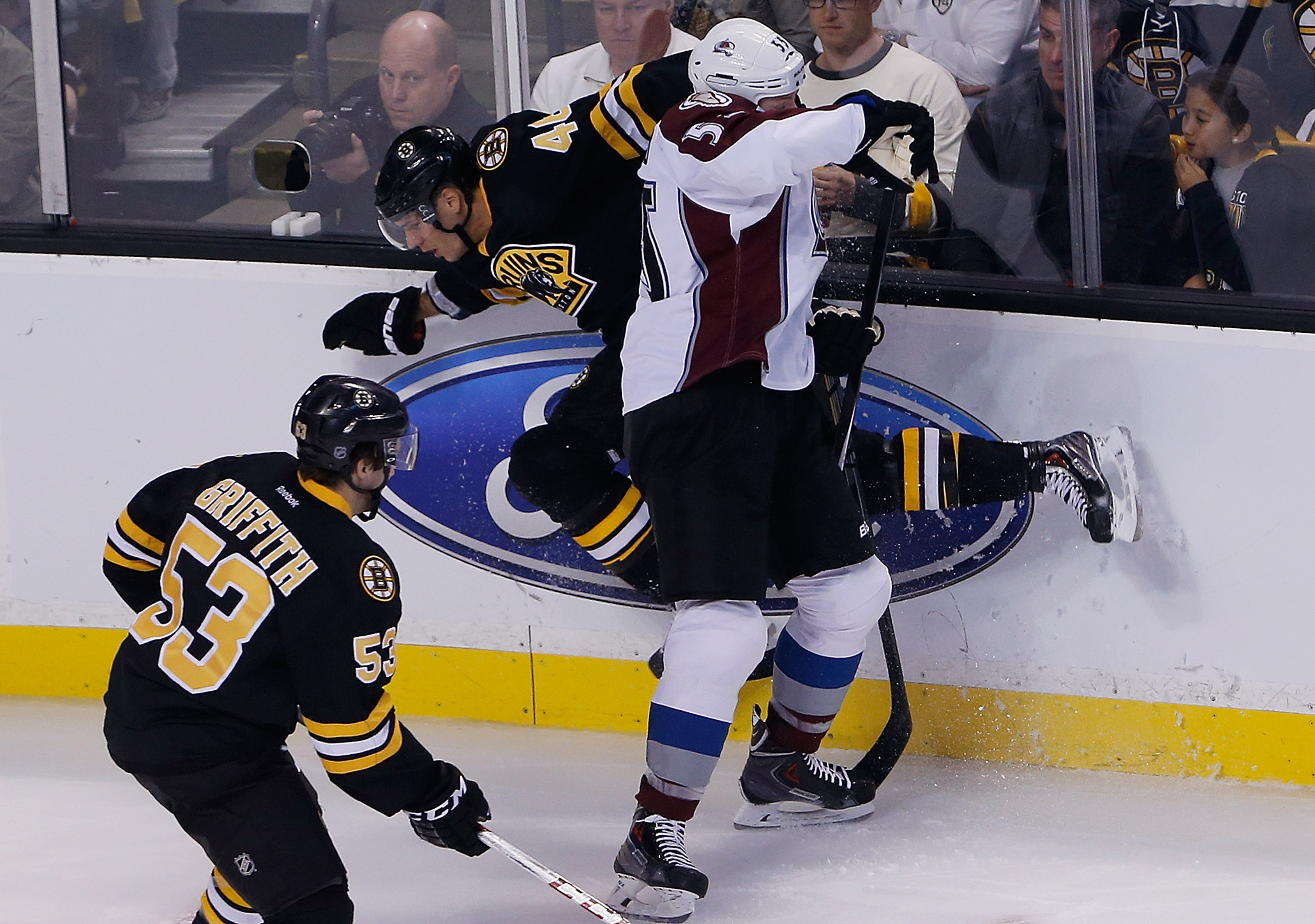 Bruins Call Up Seth Griffith Give Him Spot On First Line The Boston Globe