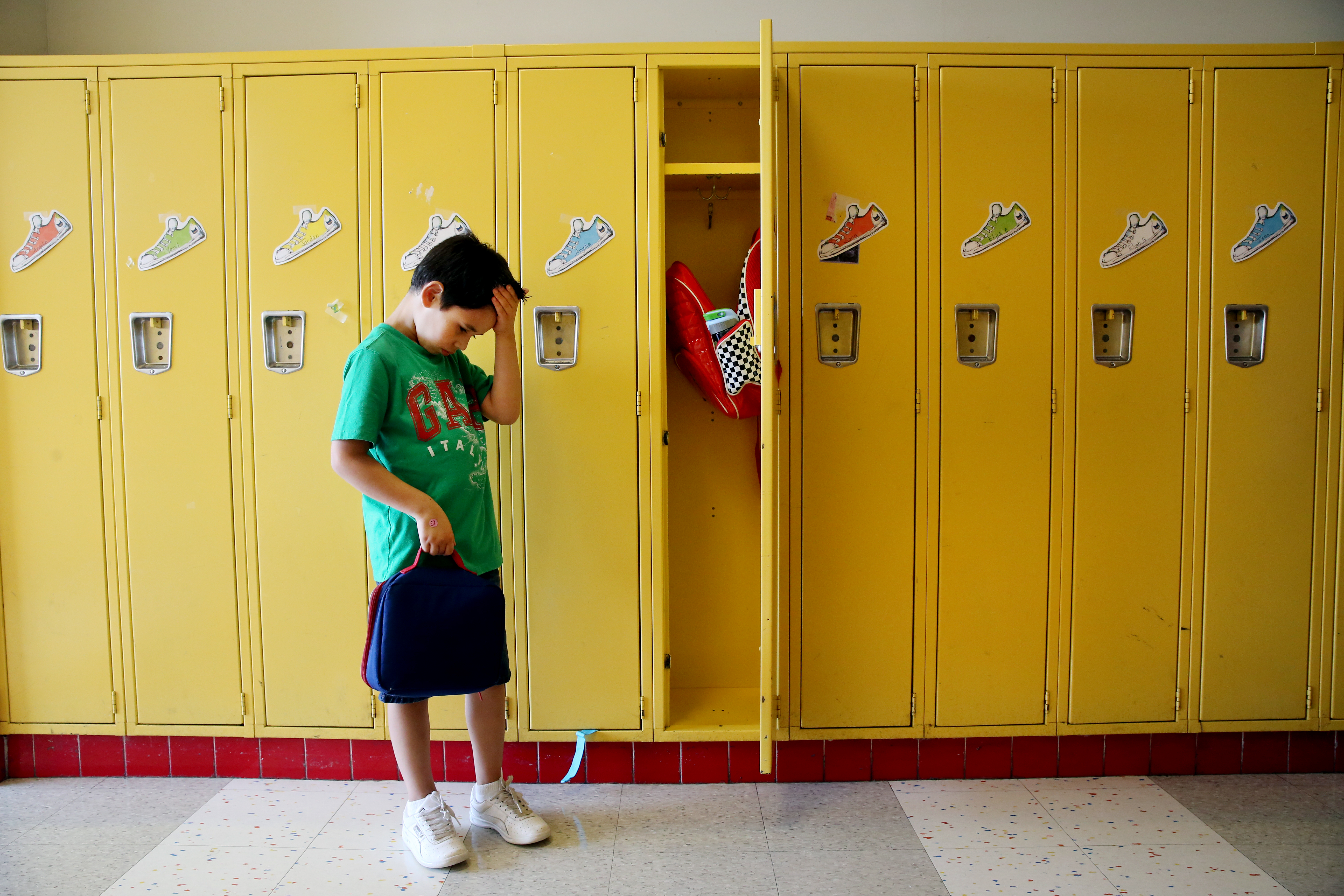 Tips for parents feeling the back-to-school blues - The
