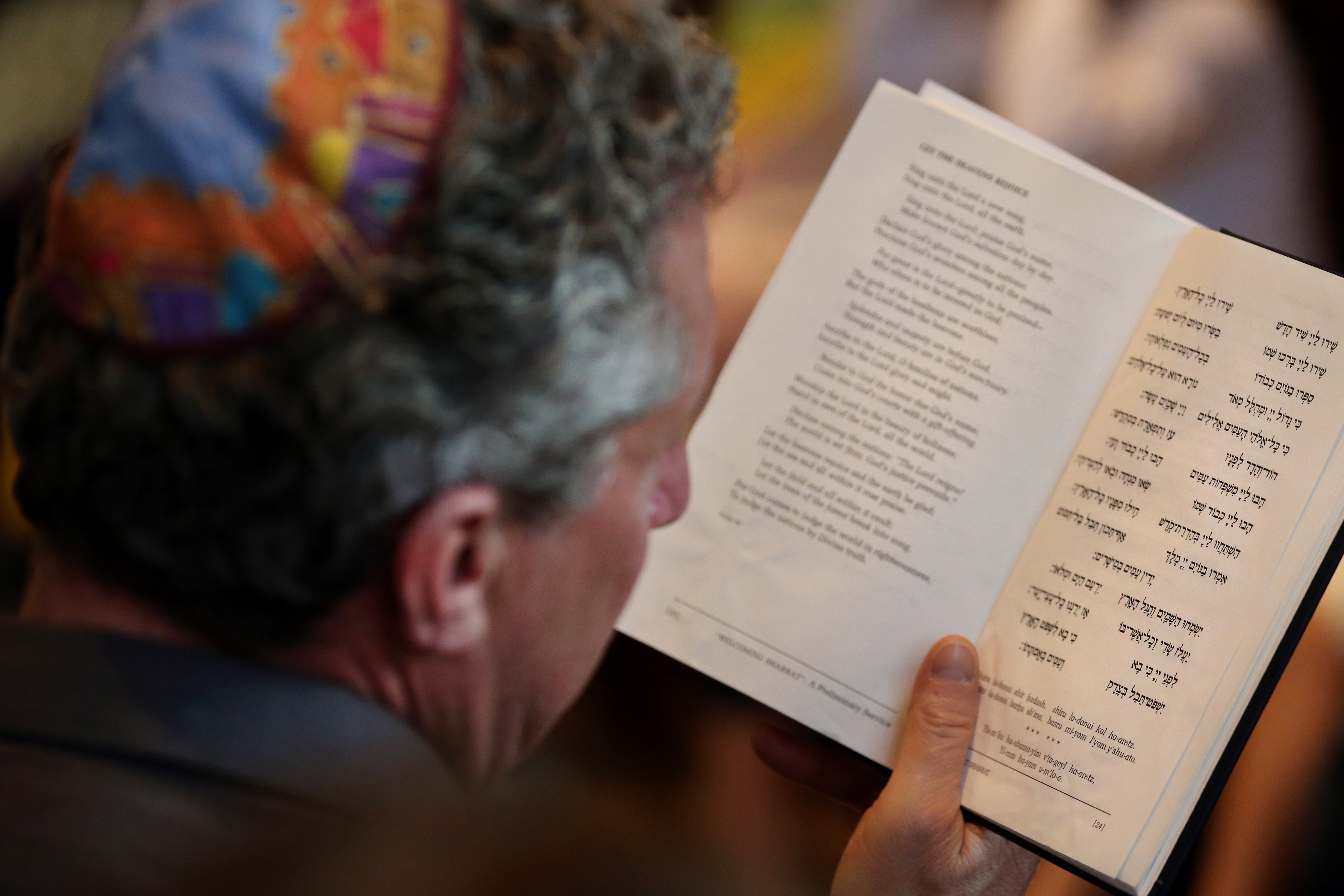 In Vt , a Jewish community rises like the mountains - The