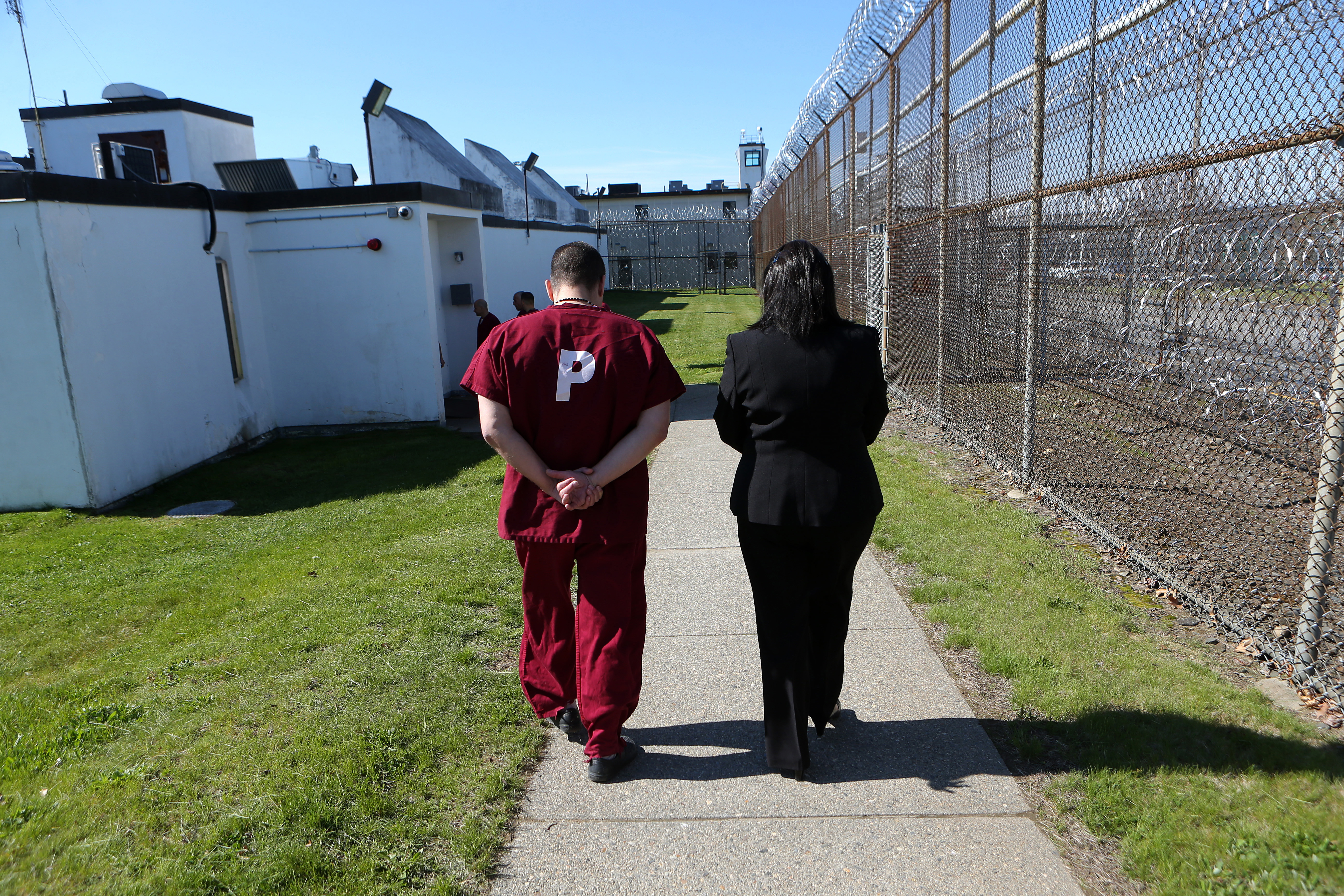 Worcester Jail Helps Inmates Confront Addictions The Boston Globe