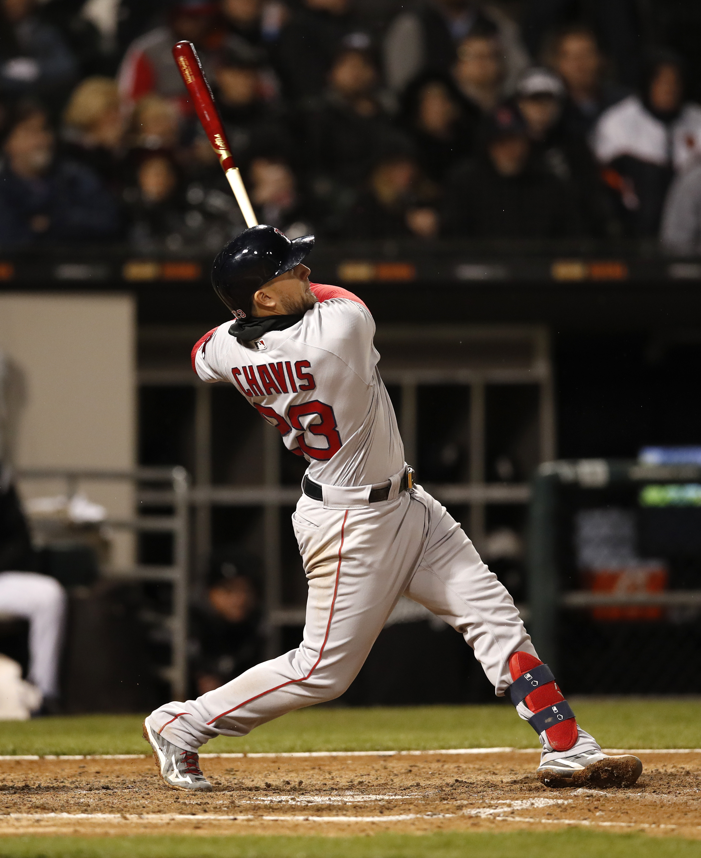 Red Sox Rookie Michael Chavis Is Making A Powerful