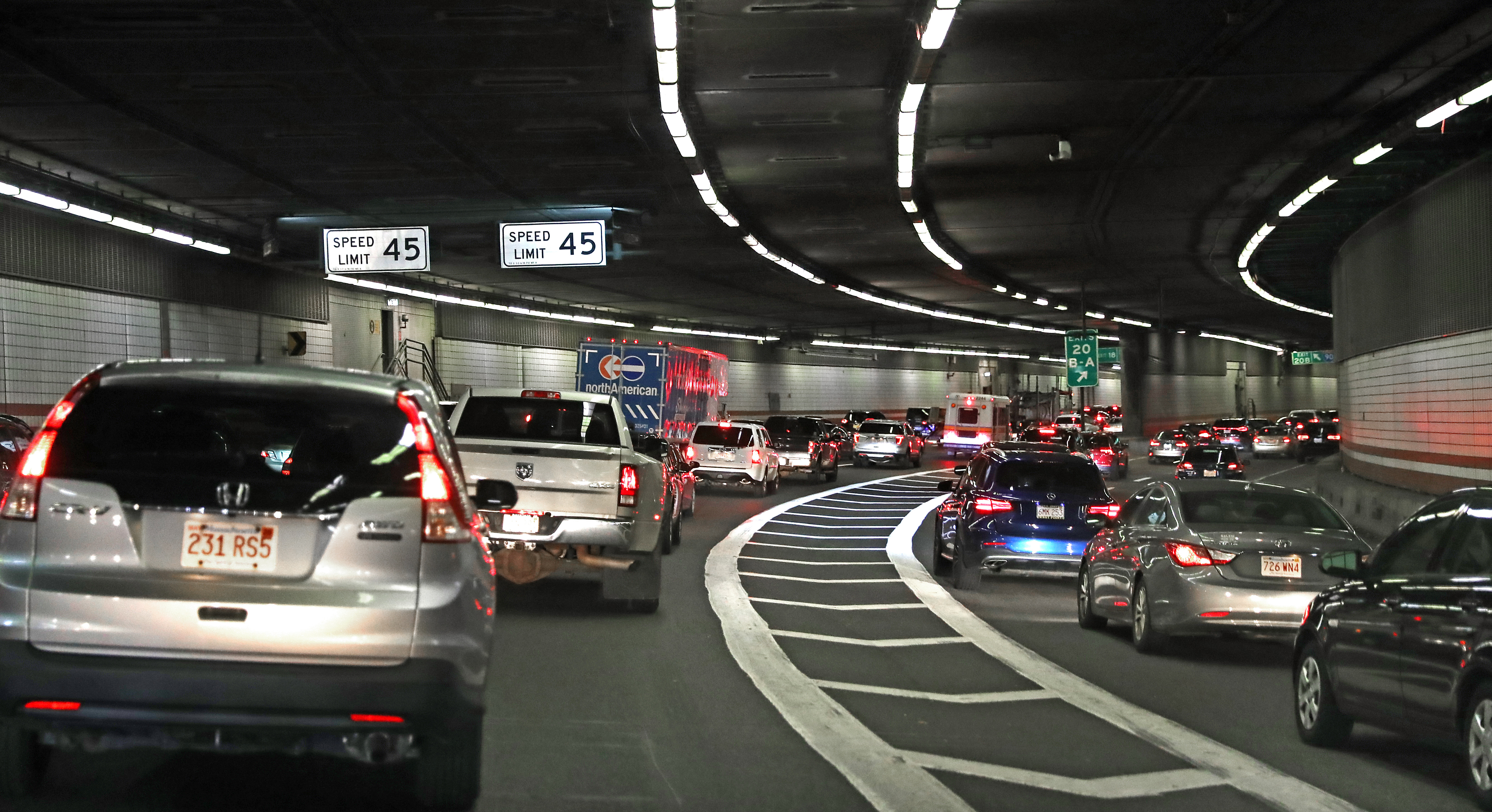 bostonglobe.com - Shirley Leung - It's time to clear a path through the political gridlock for a test of congestion pricing