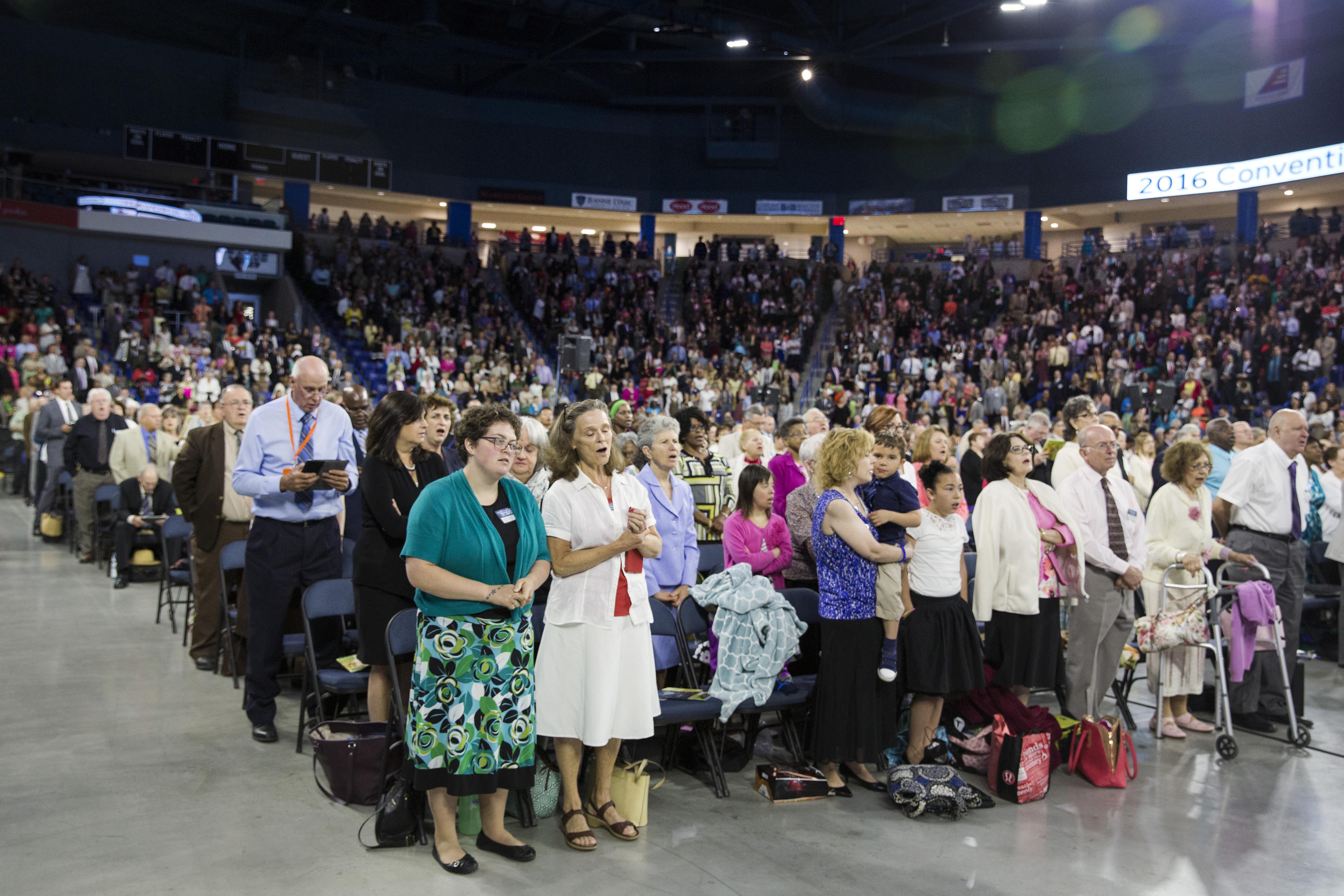 Losing my religion - The Boston Globe