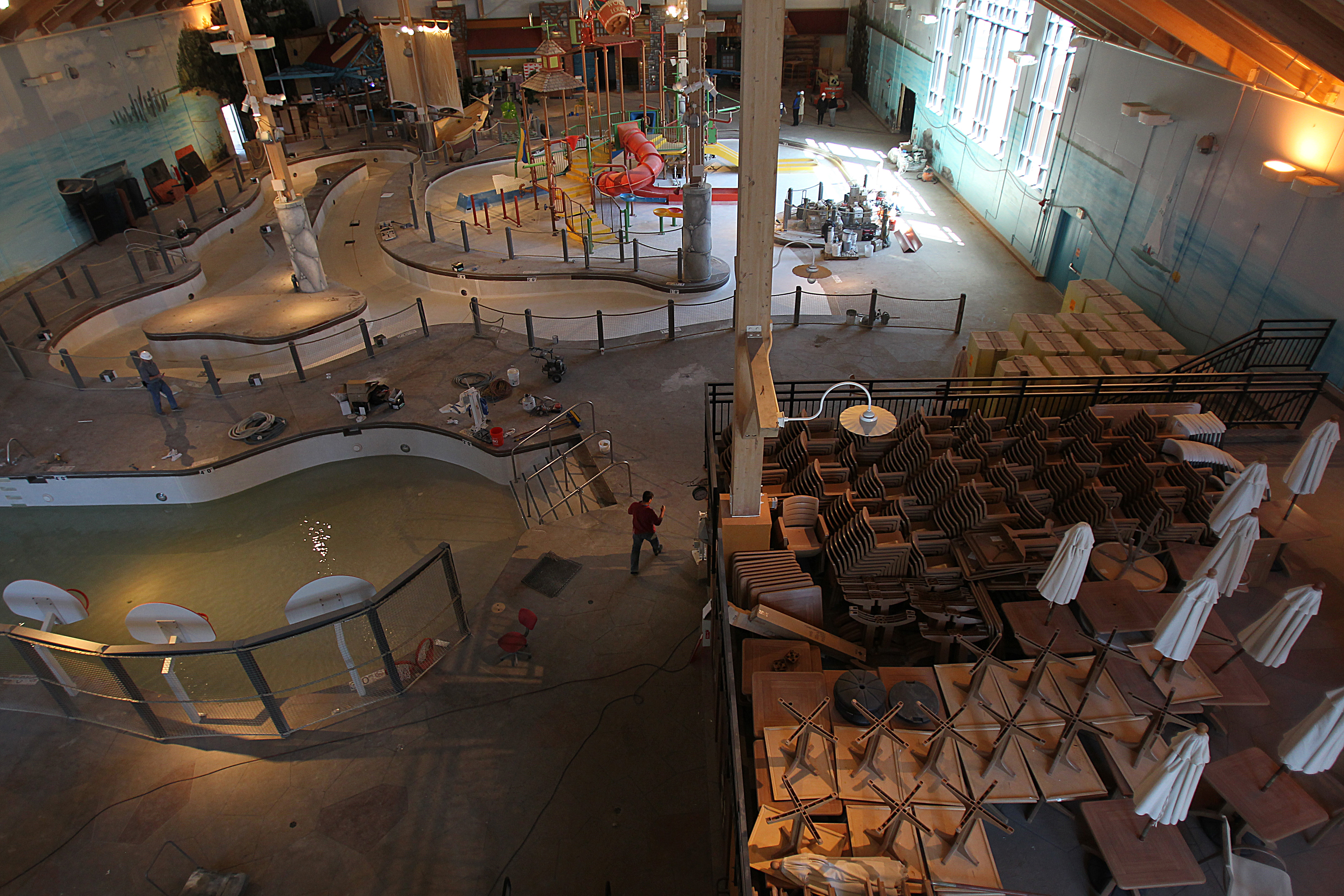 Great Wolf Lodge to open in Fitchburg - The Boston Globe
