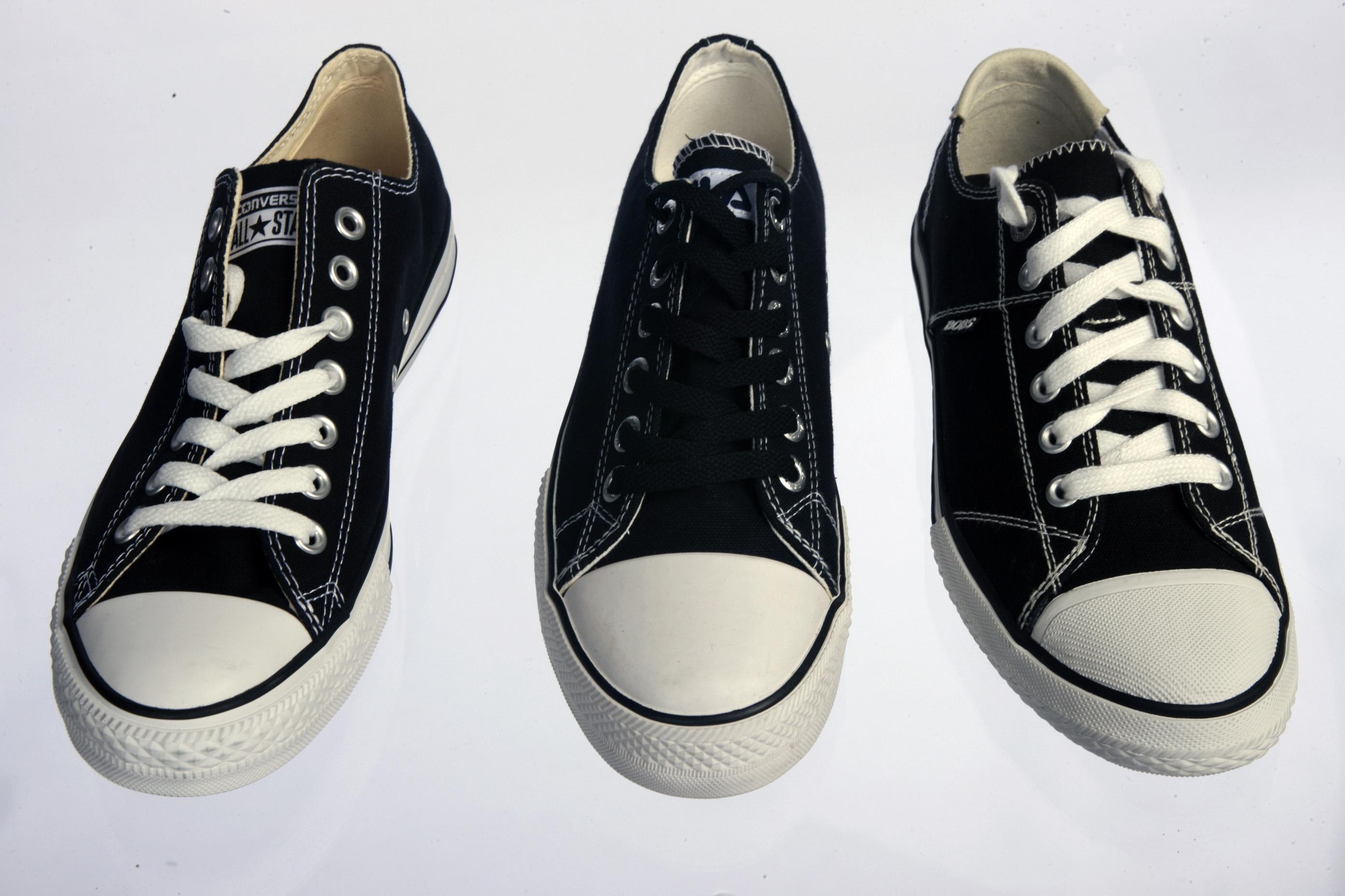 Converse sues retailers over imitation