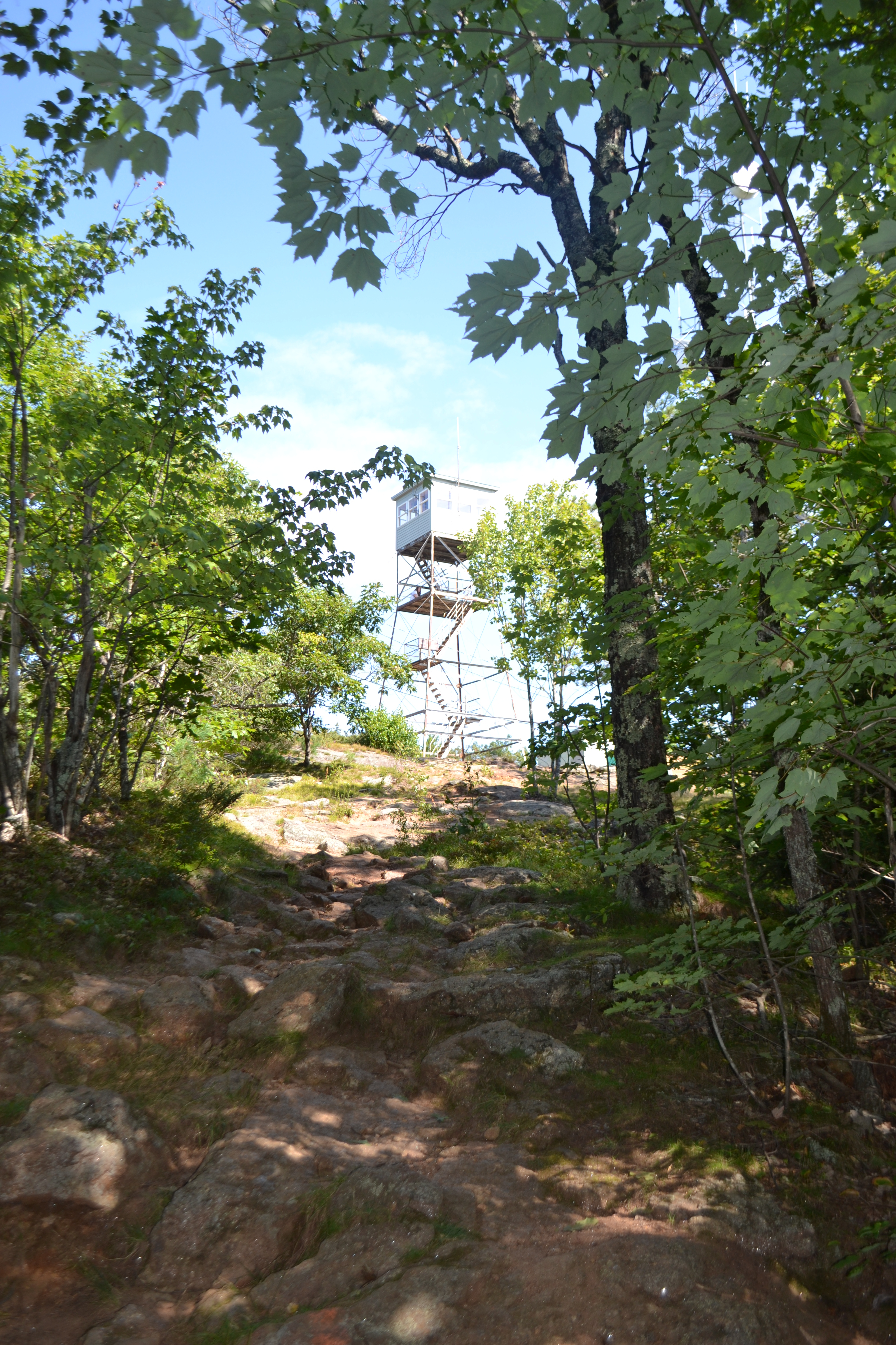 On the lookout: Fire towers in N.H. worth a visit