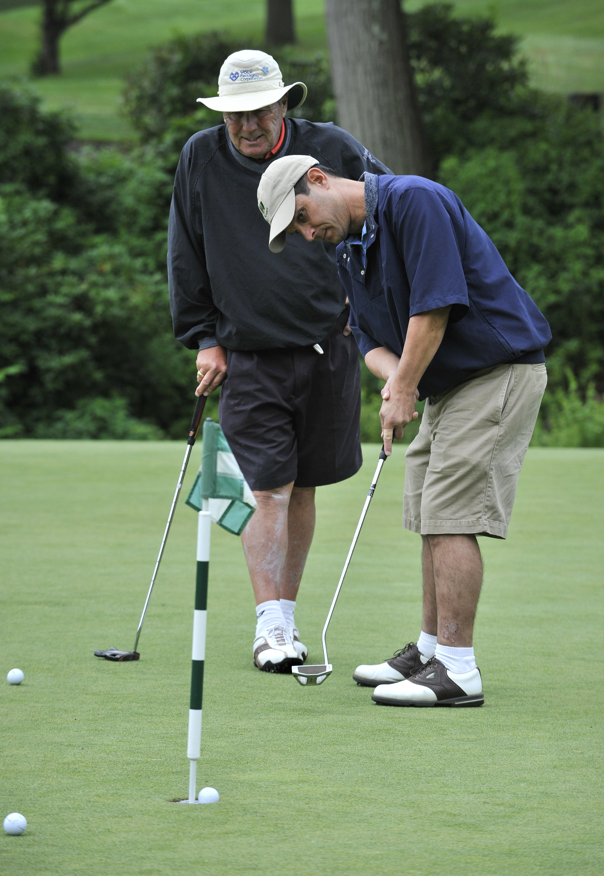 Winchester Country Club hosts annual Father Son Tournament - The