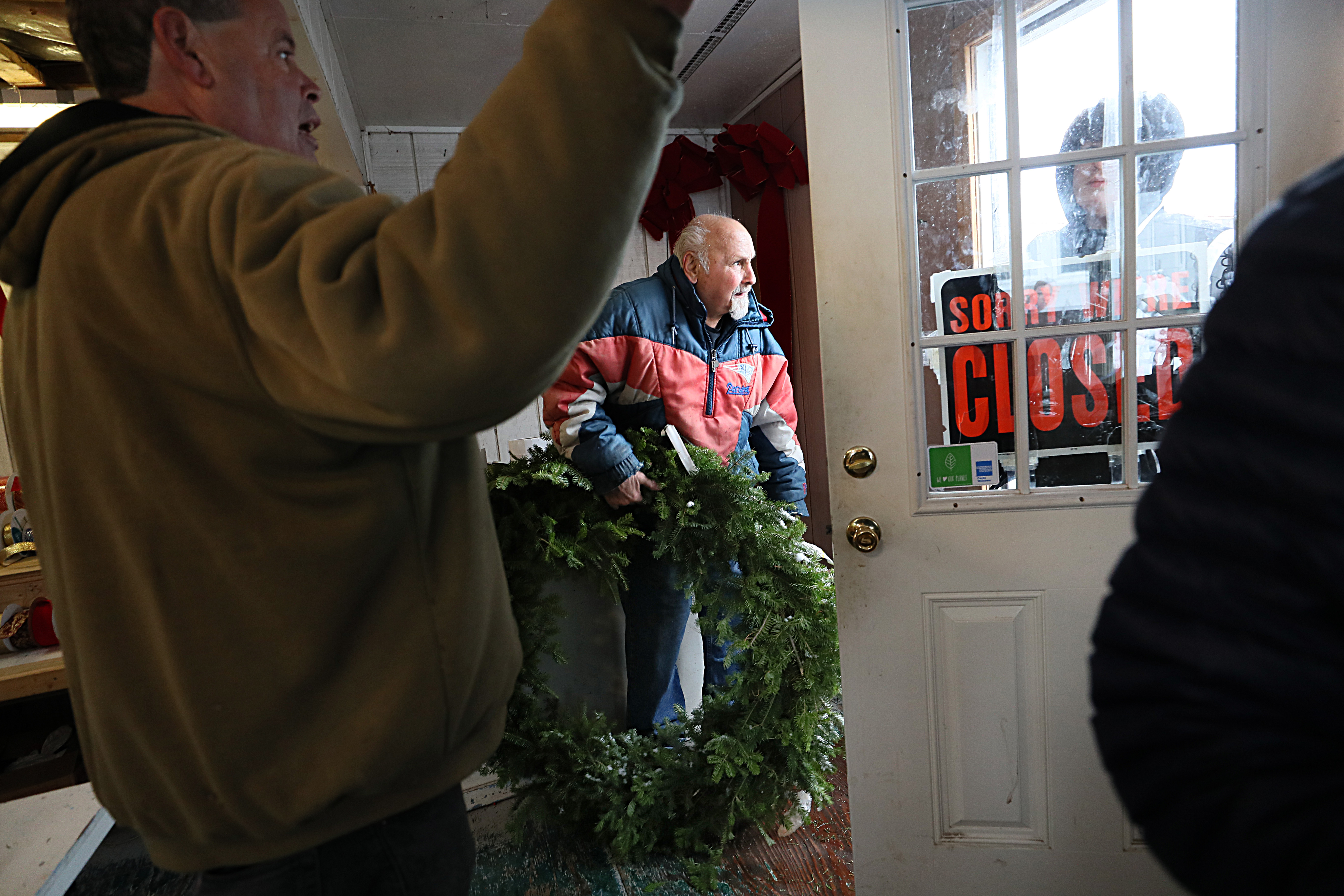 bostonglobe.com - Deanna Pan - At Millbrook Farm in Concord, an early Christmas miracle