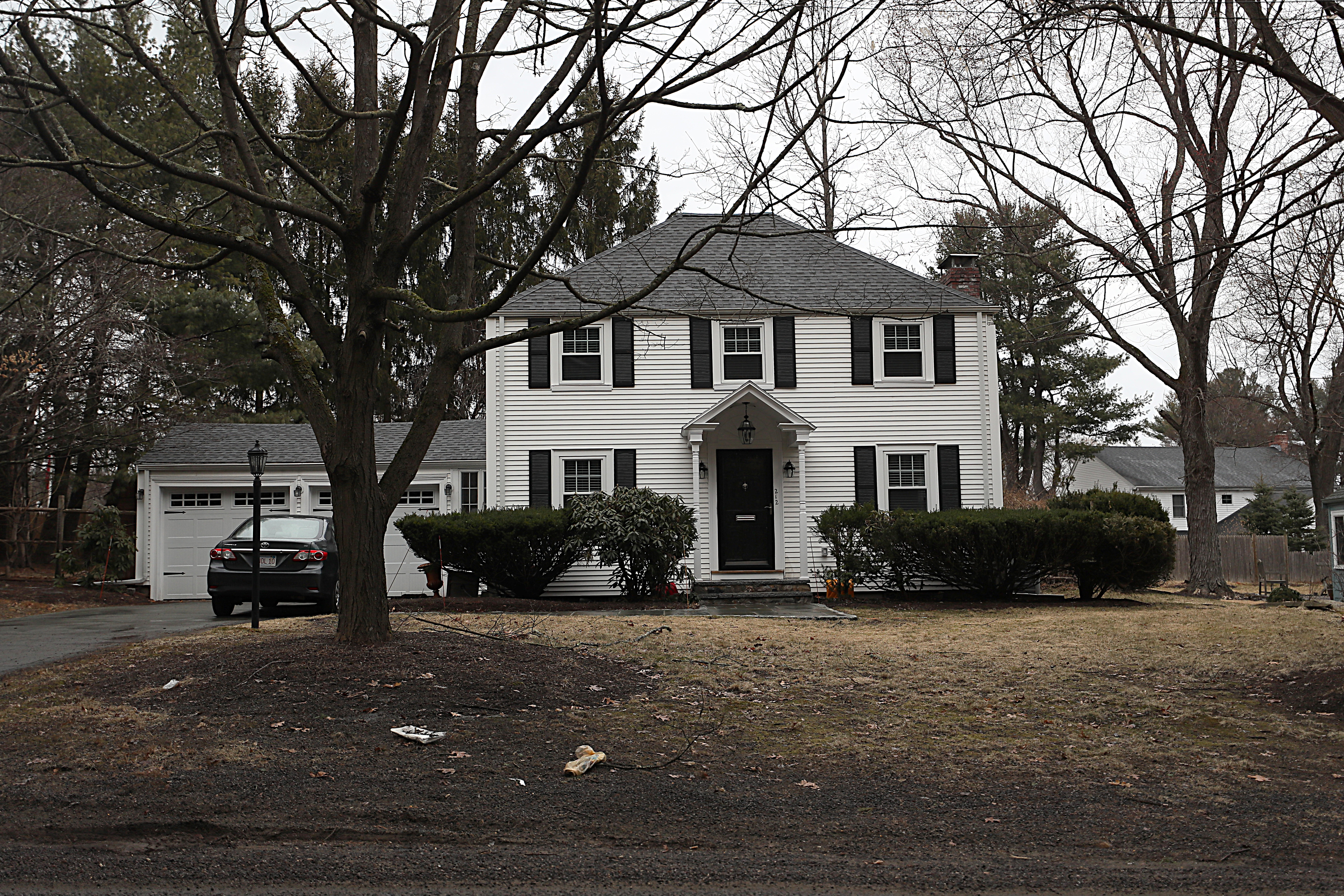 He Bought The Fencing Coach S House Then His Son Got Into Harvard The Boston Globe