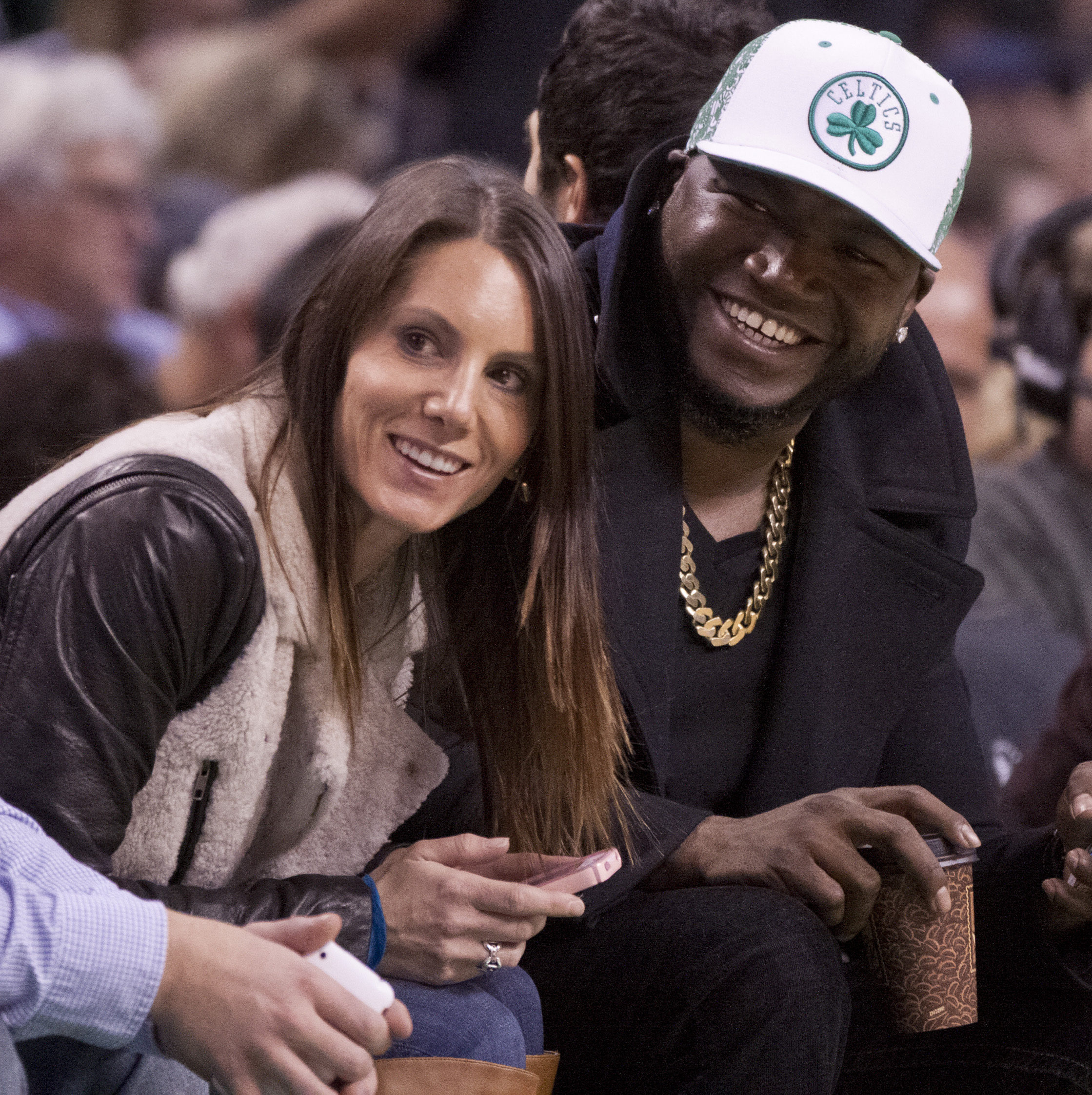 David Ortiz And His Wife Are Separating The Boston Globe