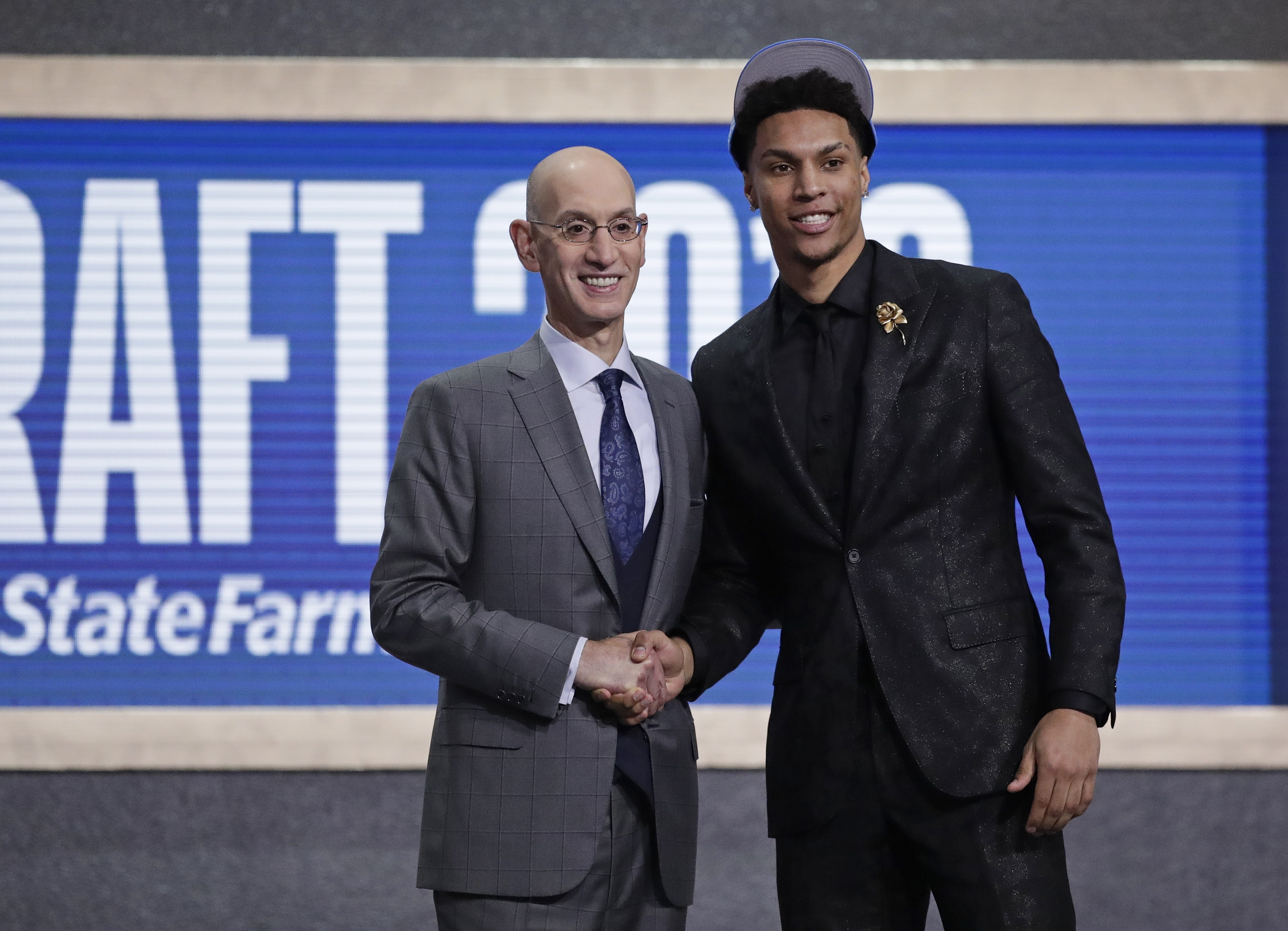 NBA Draft had its share of winners and losers - The Boston Globe