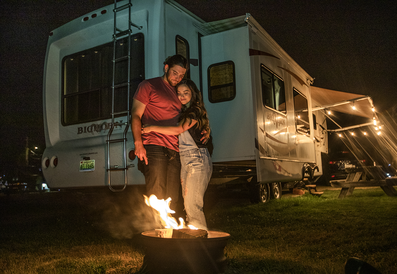 For Red Sox minor leaguer who lives in an RV, life is a wonderful road game